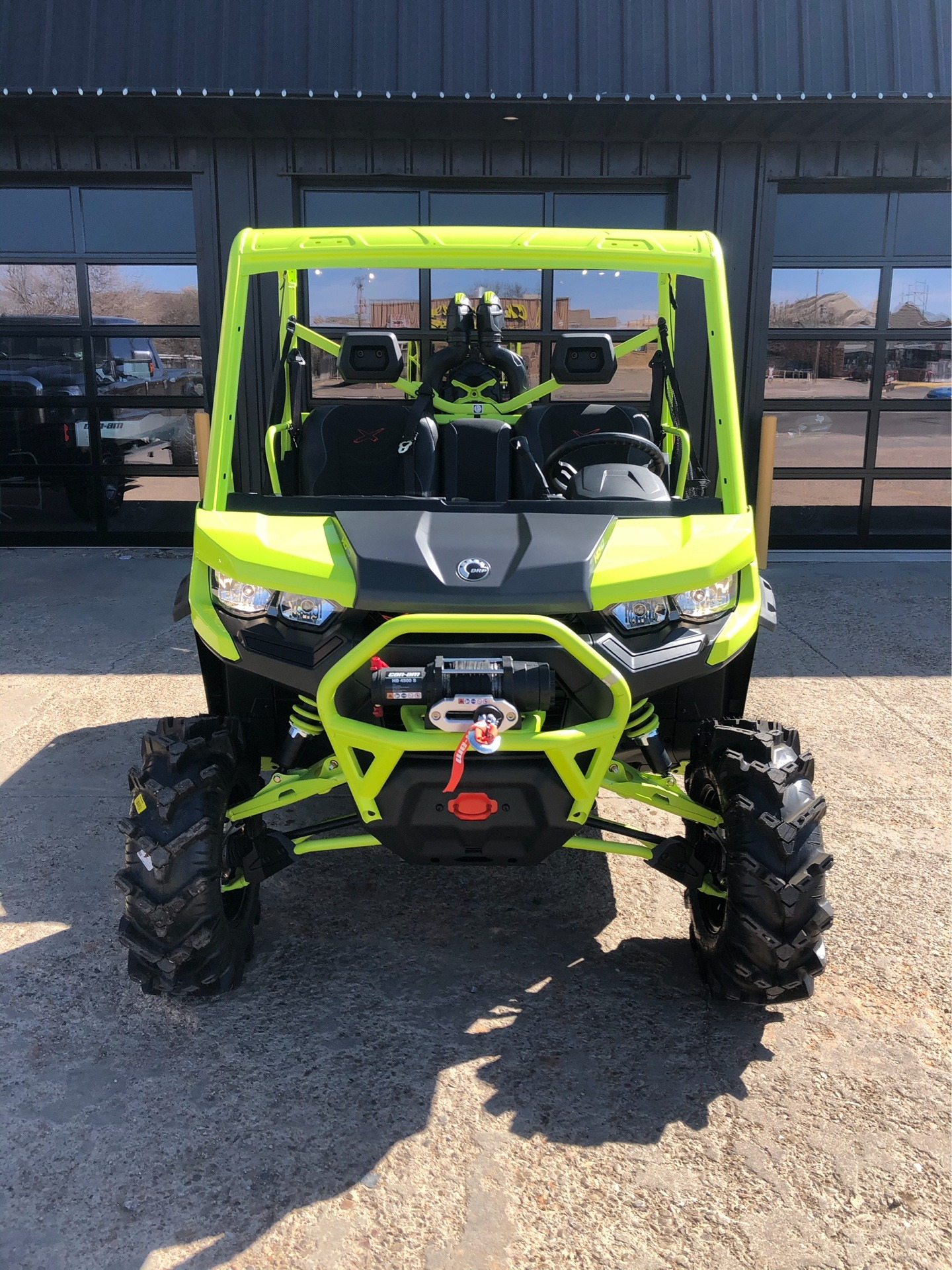2020 Can-Am Defender X MR HD10 in Amarillo, Texas - Photo 2