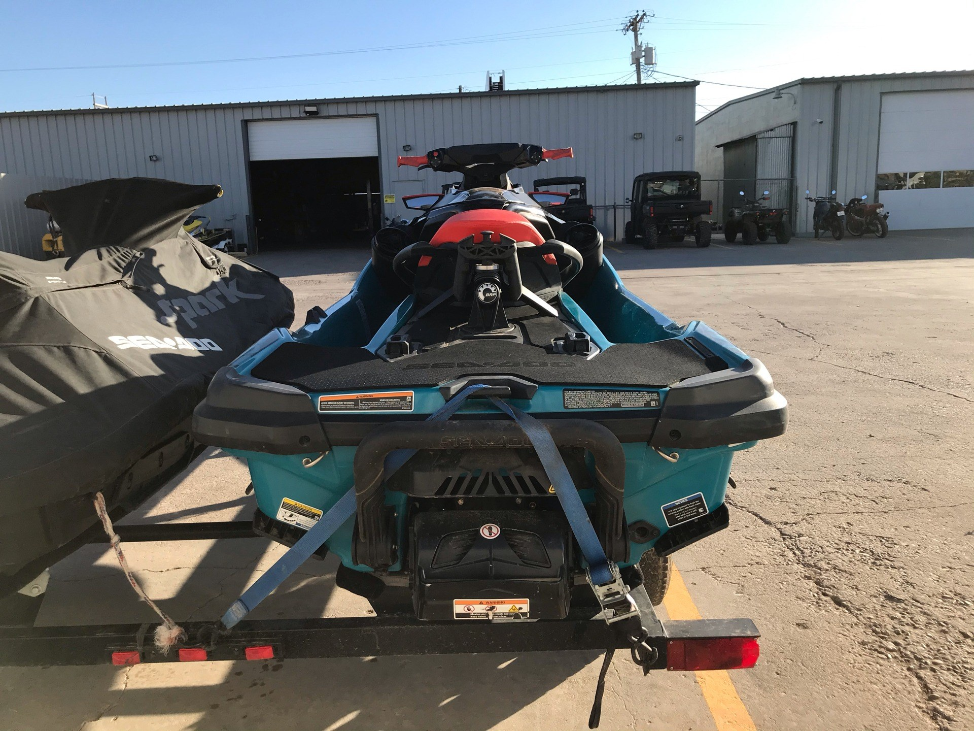 2019 Sea-Doo WAKE Pro 230 iBR + Sound System in Amarillo, Texas - Photo 4