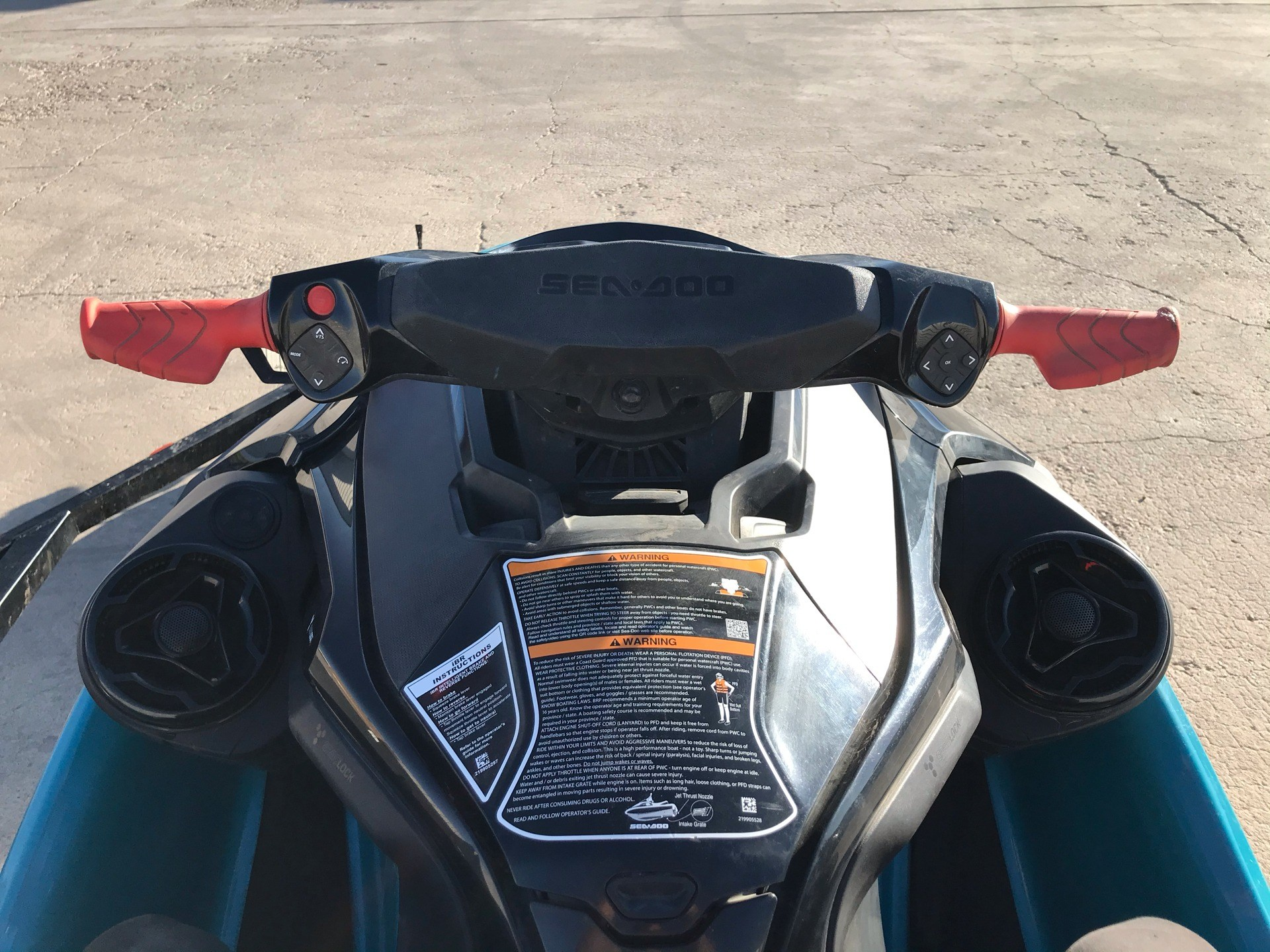 2019 Sea-Doo WAKE Pro 230 iBR + Sound System in Amarillo, Texas - Photo 11