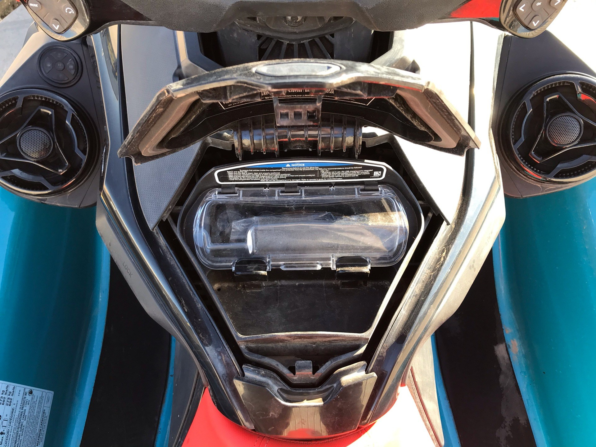 2019 Sea-Doo WAKE Pro 230 iBR + Sound System in Amarillo, Texas - Photo 15