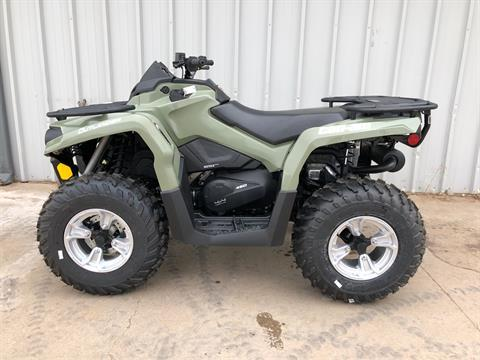 2019 Can-Am Outlander DPS 450 in Amarillo, Texas - Photo 3