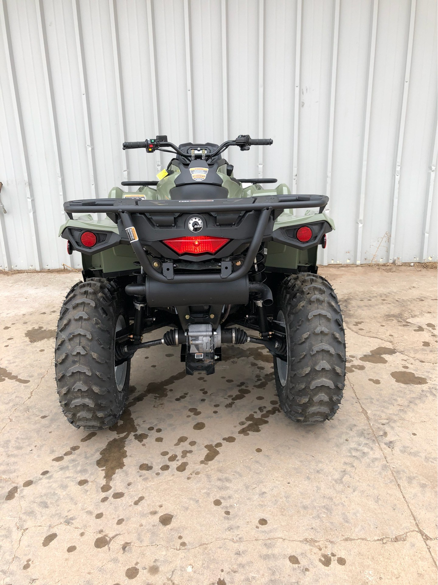 2019 Can-Am Outlander DPS 450 in Amarillo, Texas - Photo 4