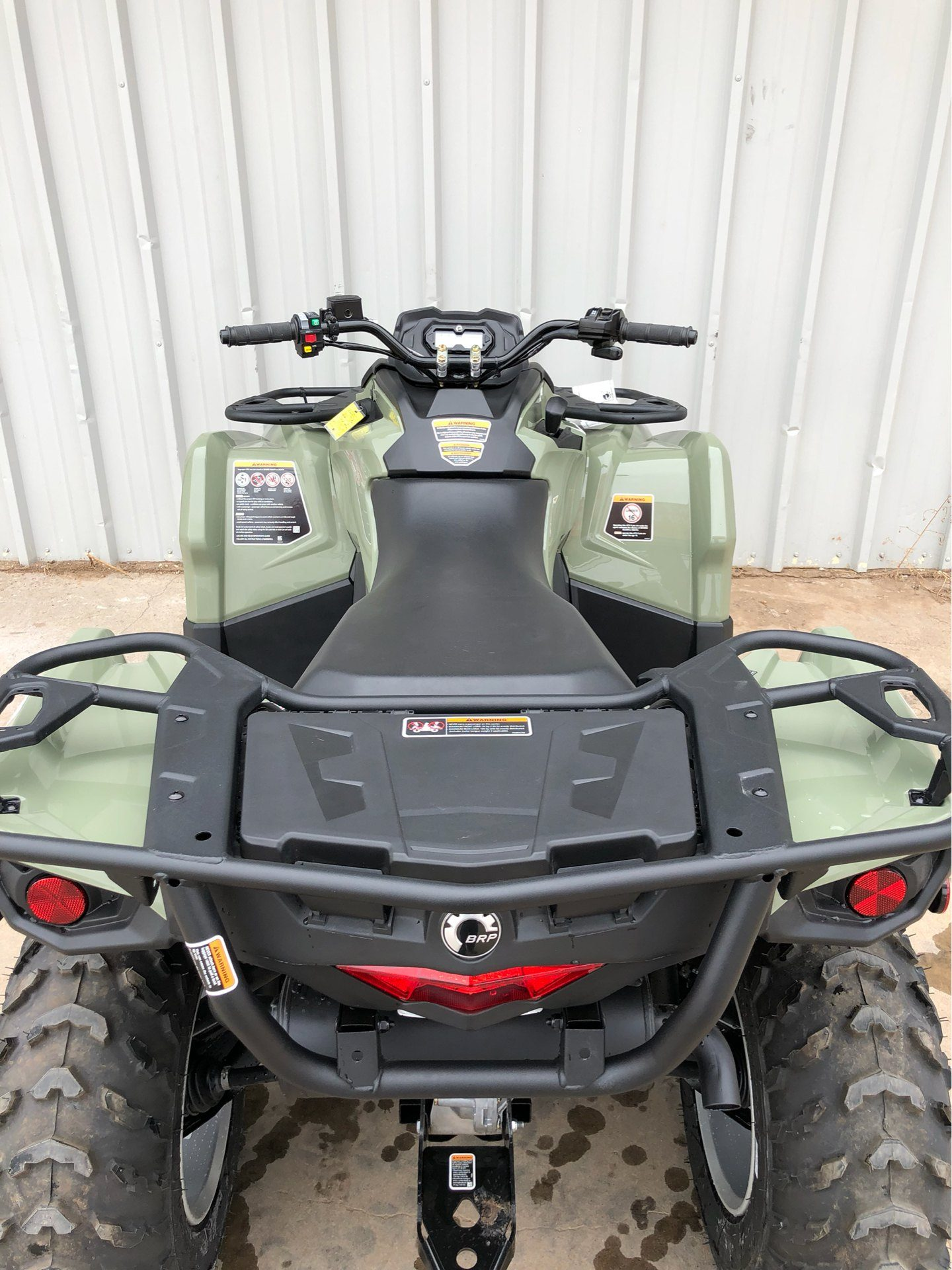 2019 Can-Am Outlander DPS 450 in Amarillo, Texas - Photo 5