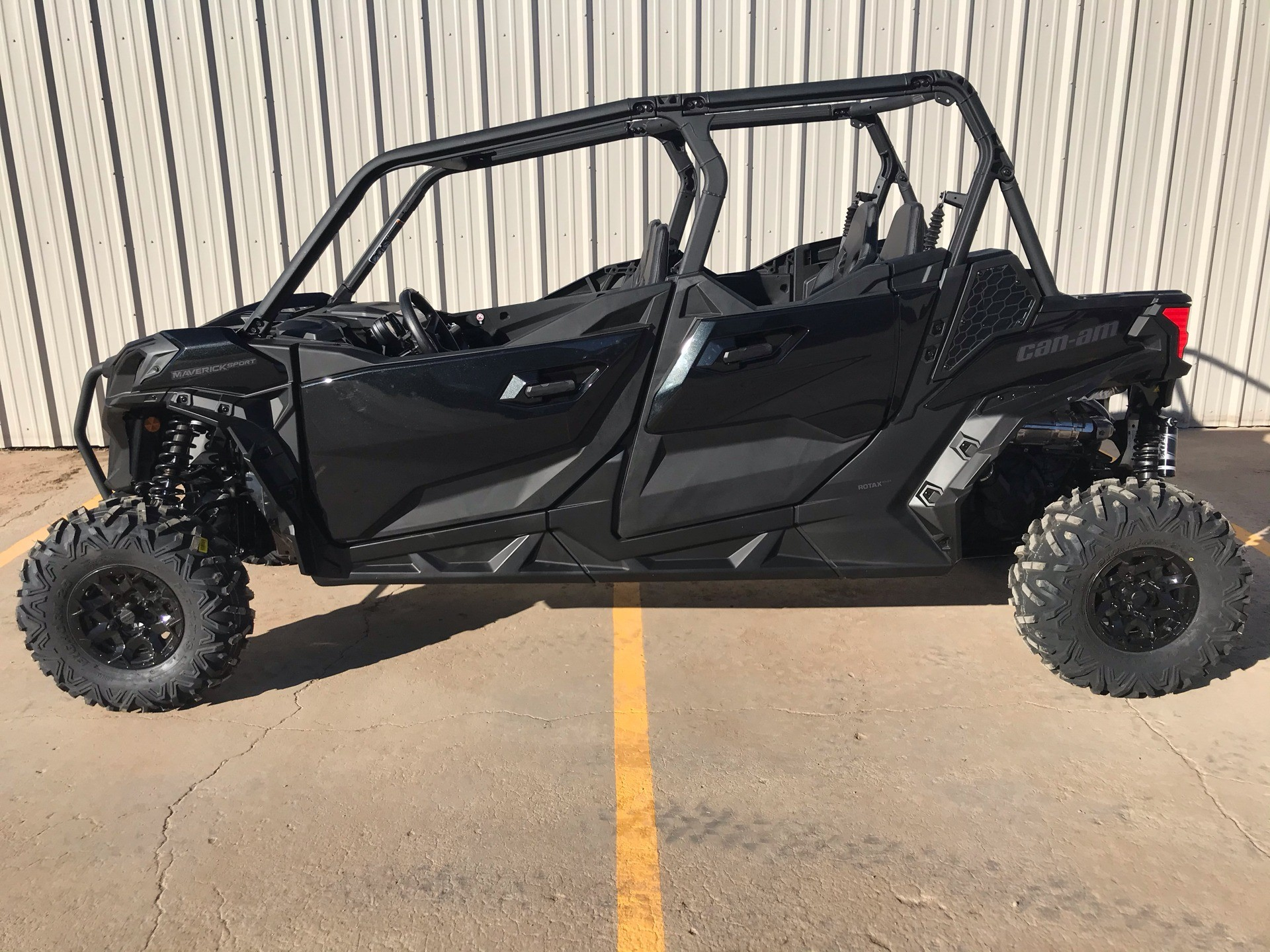 2021 Can-Am Maverick Sport Max DPS 1000R in Amarillo, Texas - Photo 3