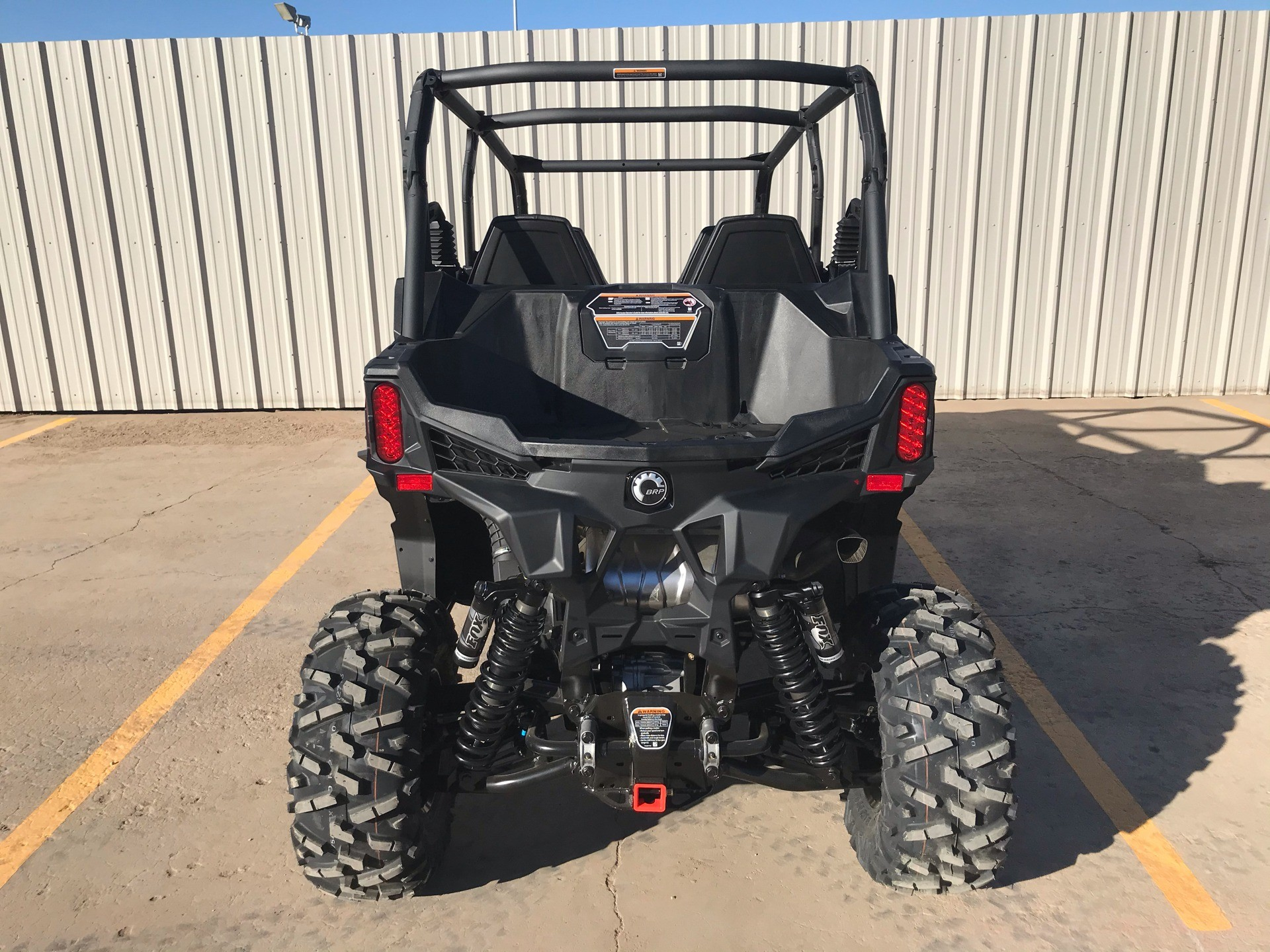 2021 Can-Am Maverick Sport Max DPS 1000R in Amarillo, Texas - Photo 4