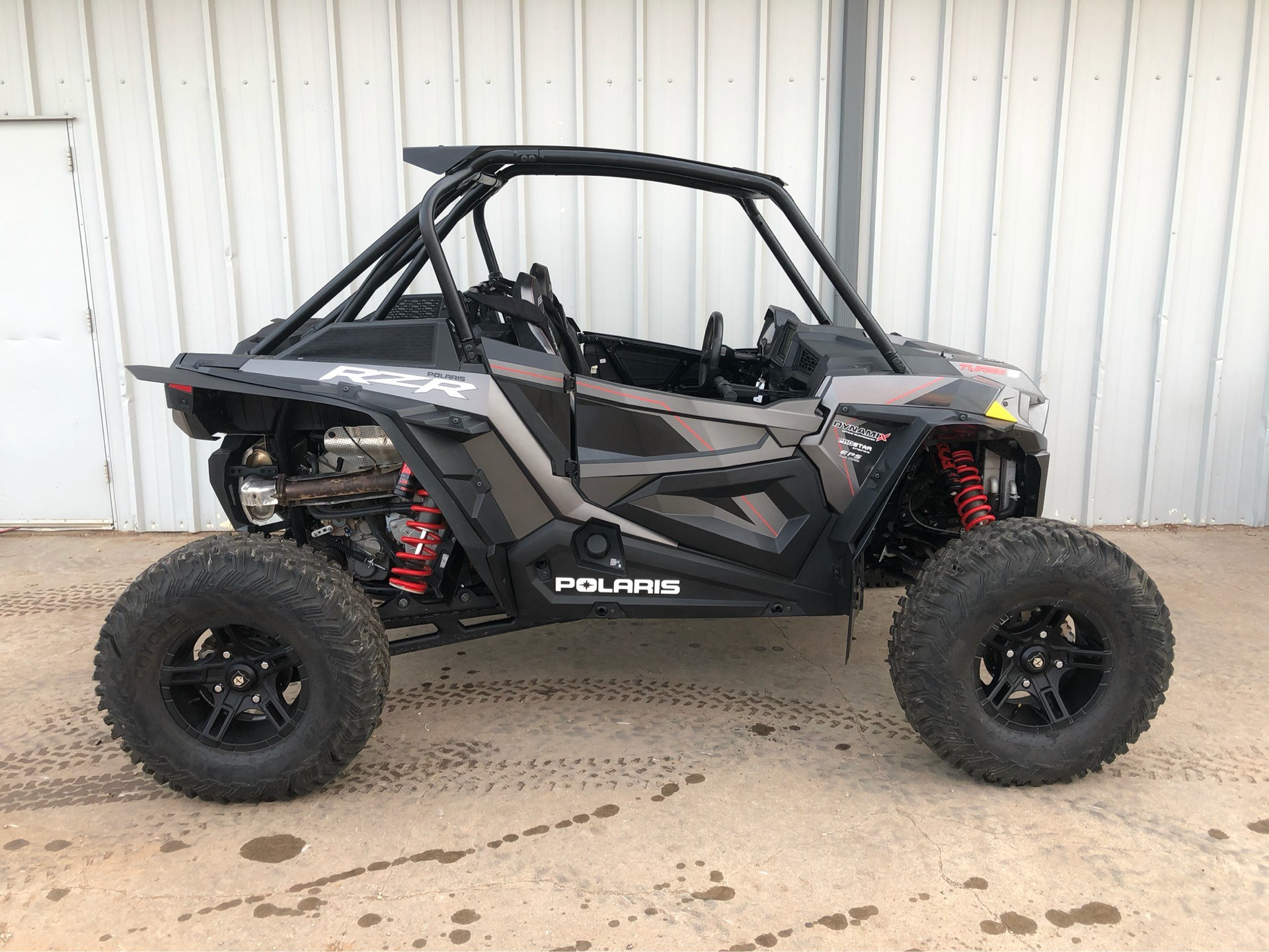 2019 Polaris RZR XP Turbo S in Amarillo, Texas - Photo 1