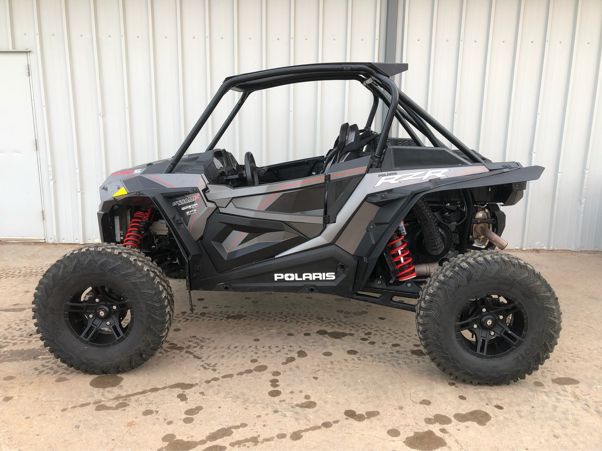 2019 Polaris RZR XP Turbo S in Amarillo, Texas - Photo 3