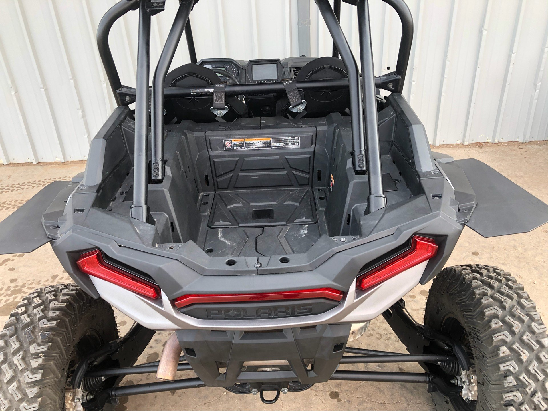 2019 Polaris RZR XP Turbo S in Amarillo, Texas - Photo 6