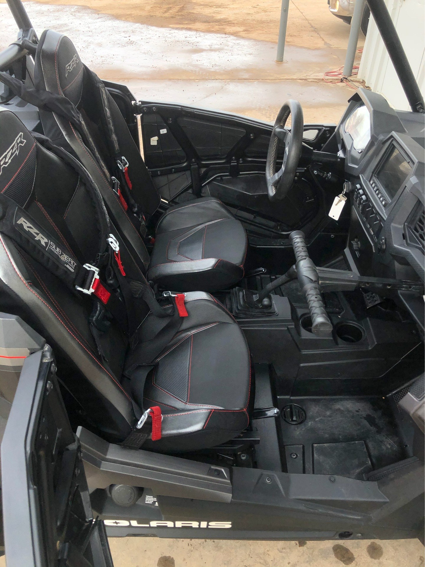 2019 Polaris RZR XP Turbo S in Amarillo, Texas - Photo 8
