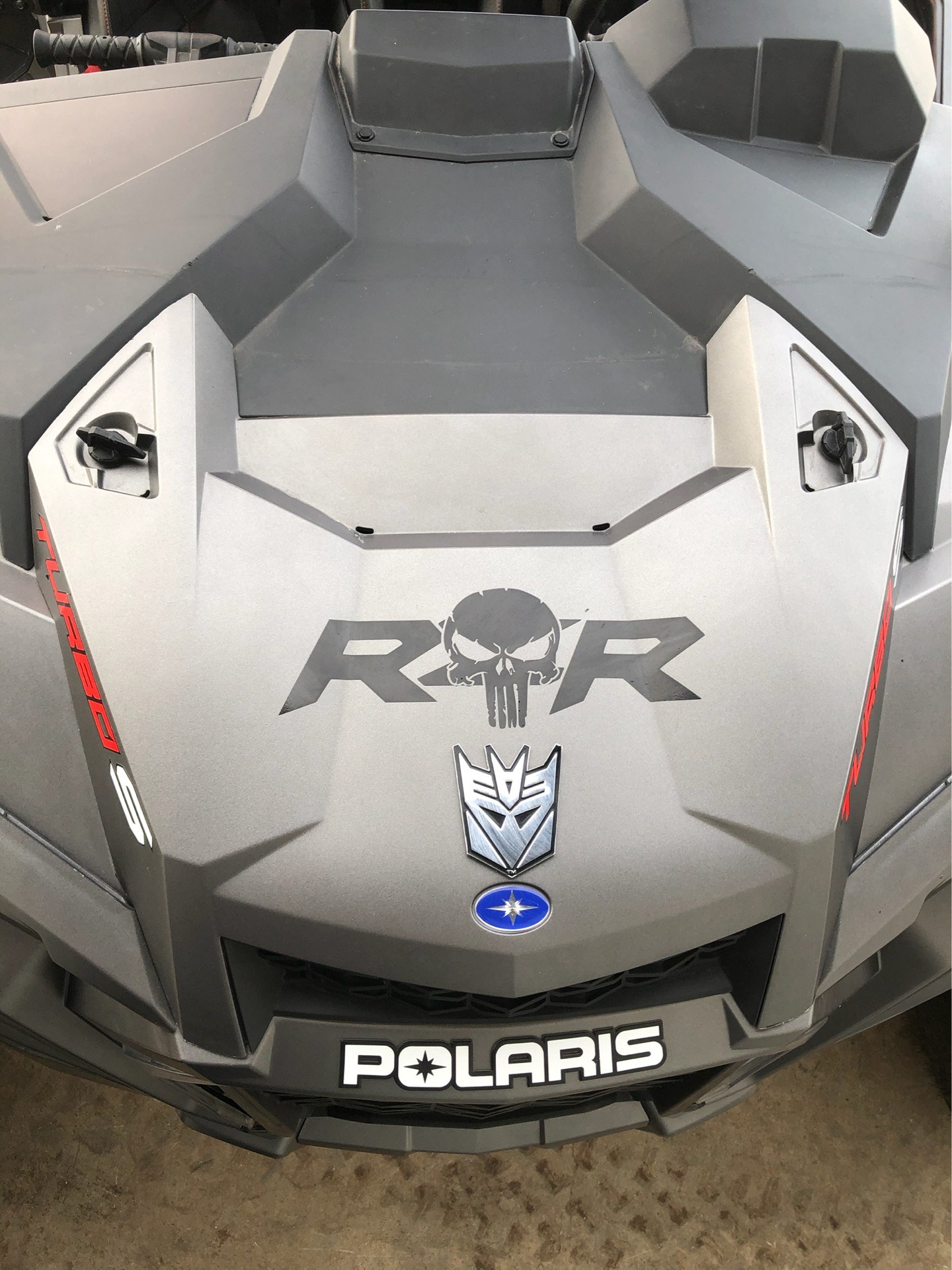 2019 Polaris RZR XP Turbo S in Amarillo, Texas - Photo 15