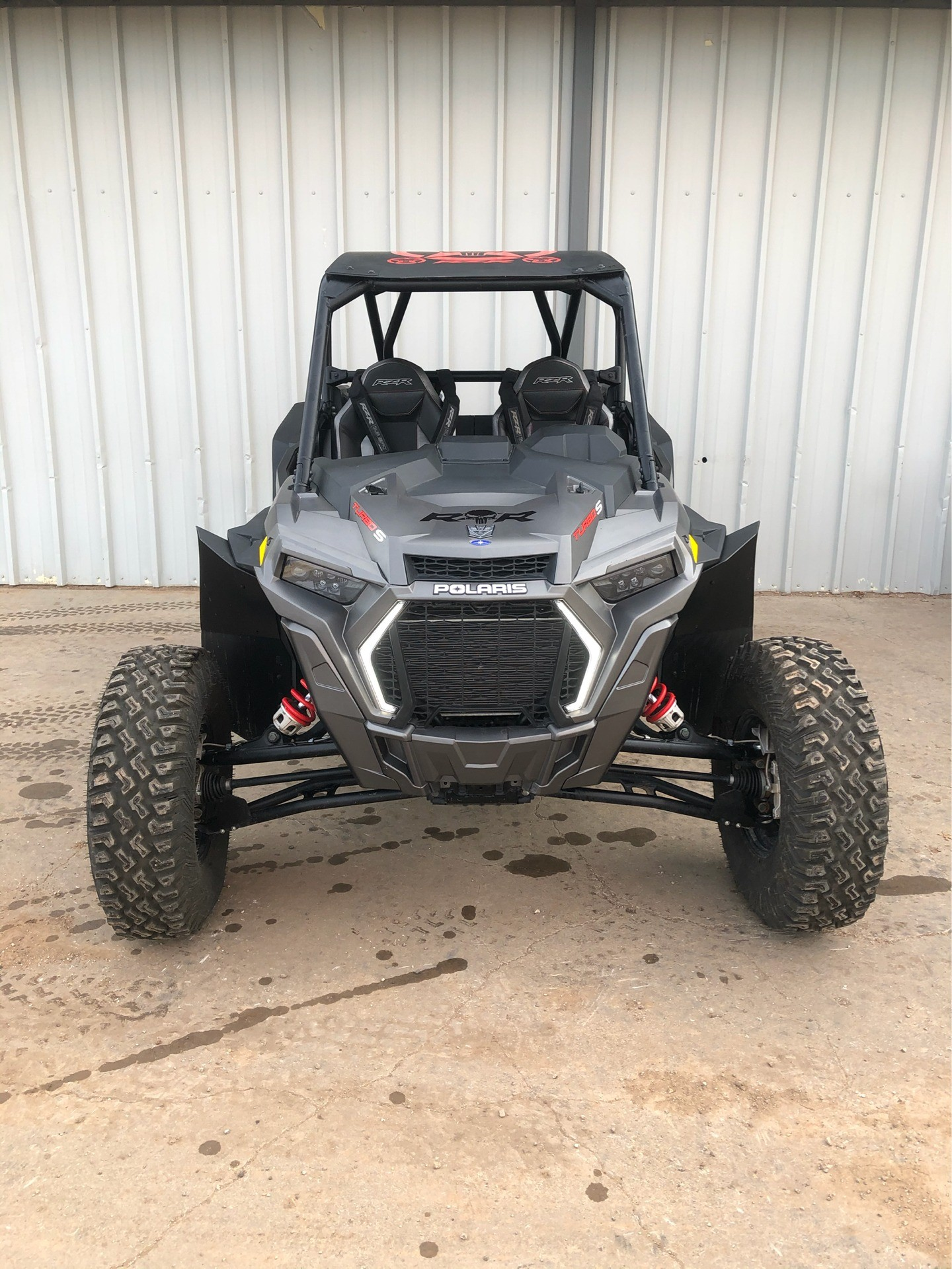 2019 Polaris RZR XP Turbo S in Amarillo, Texas - Photo 2
