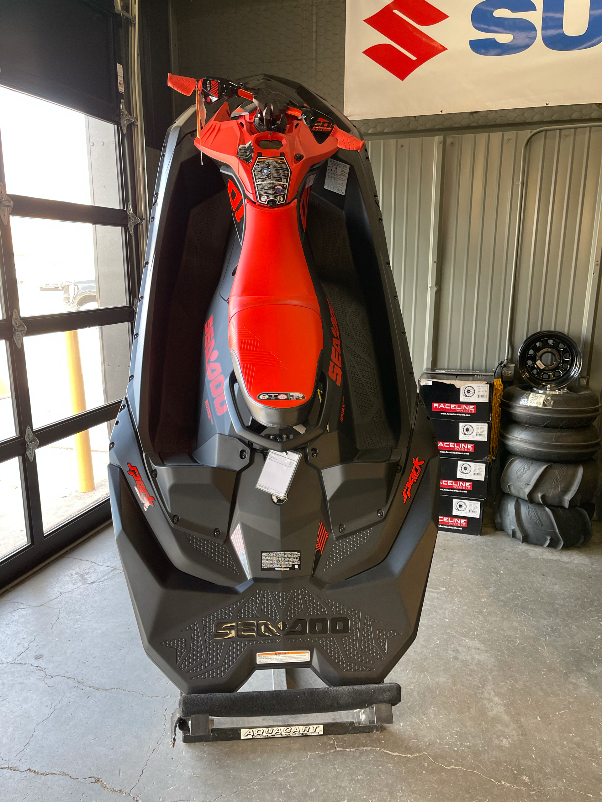 2021 Sea-Doo Spark Trixx 3up iBR in Amarillo, Texas - Photo 2