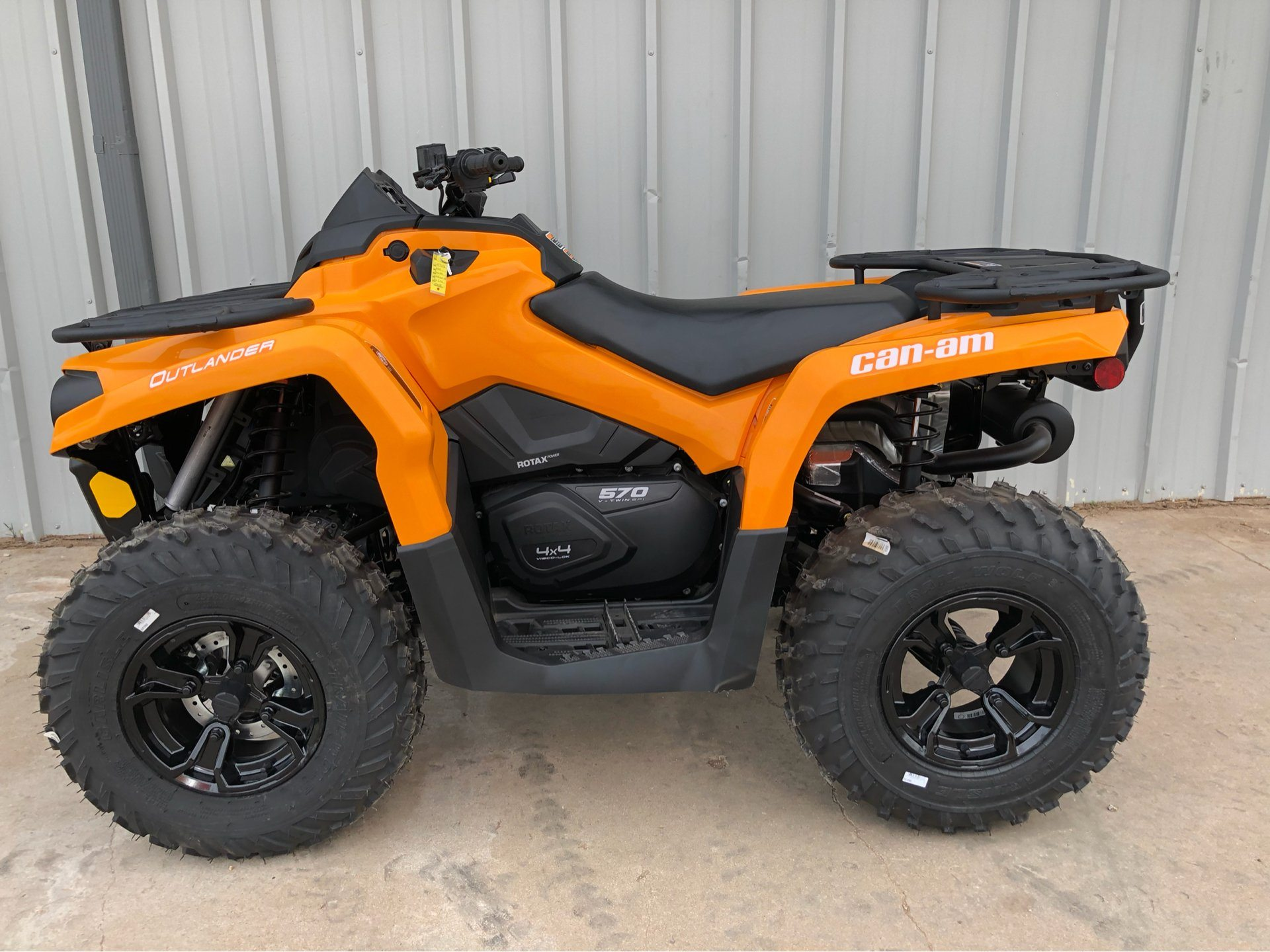 2018 Can-Am Outlander DPS 570 for sale 76583