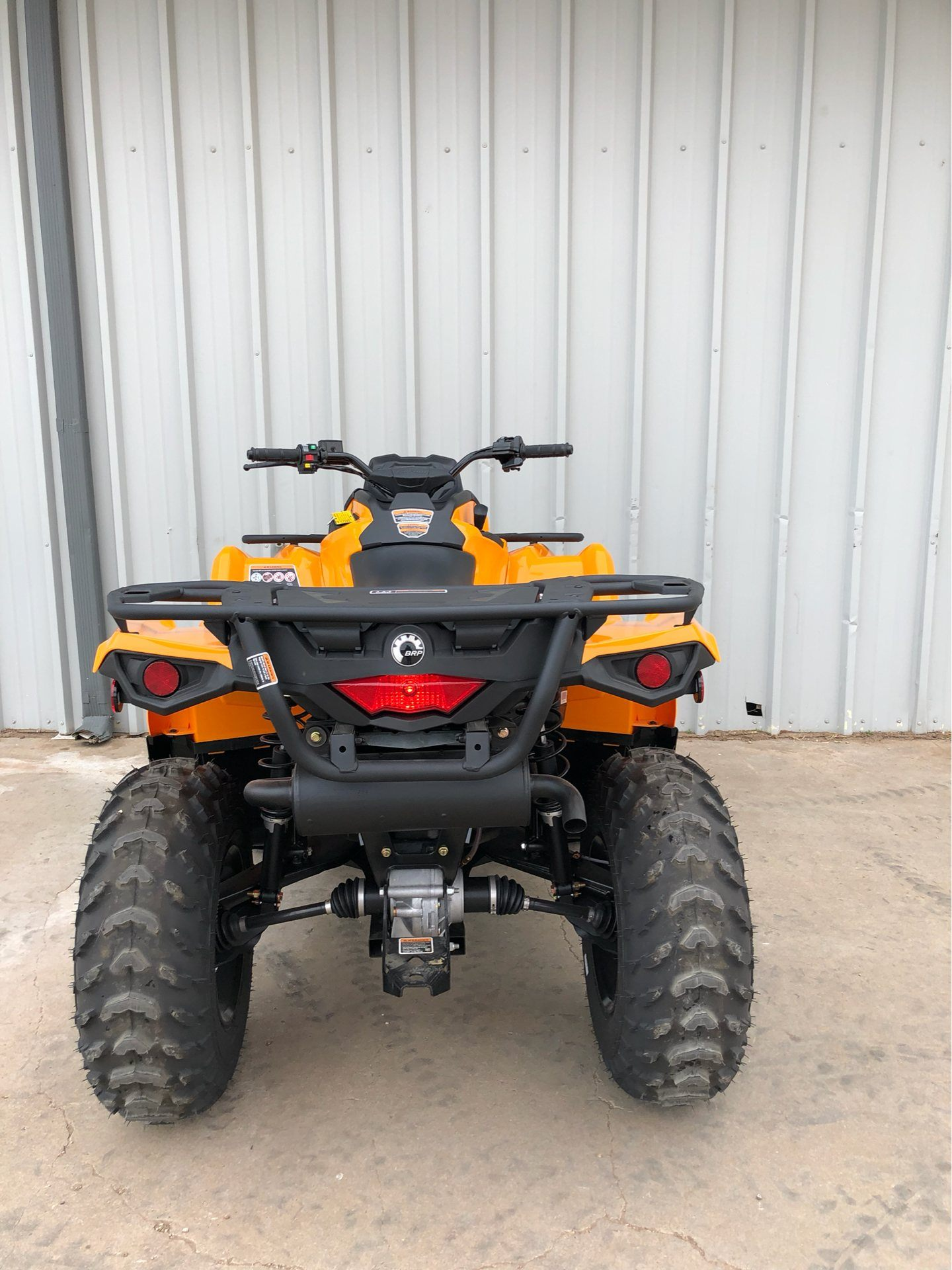 2018 Can-Am™ Outlander DPS 570 4
