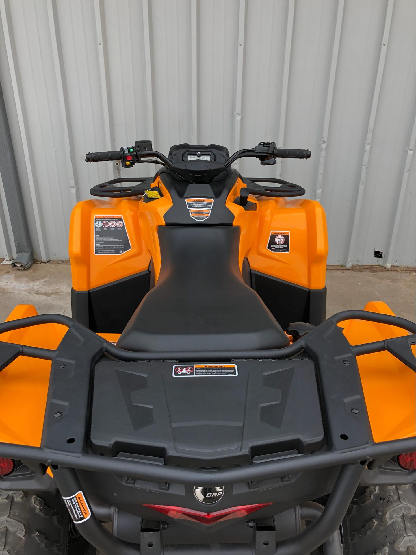 2018 Can-Am™ Outlander DPS 570 5