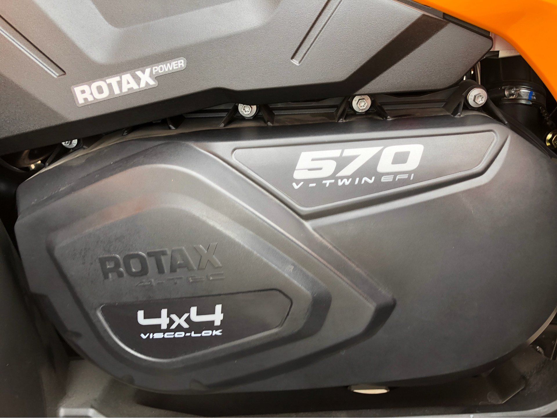 2018 Can-Am™ Outlander DPS 570 9
