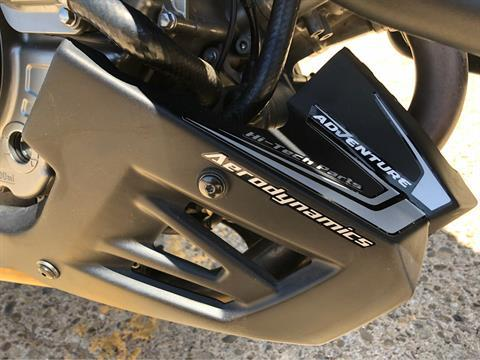 2015 Suzuki V-Strom 650 ABS in Amarillo, Texas - Photo 13