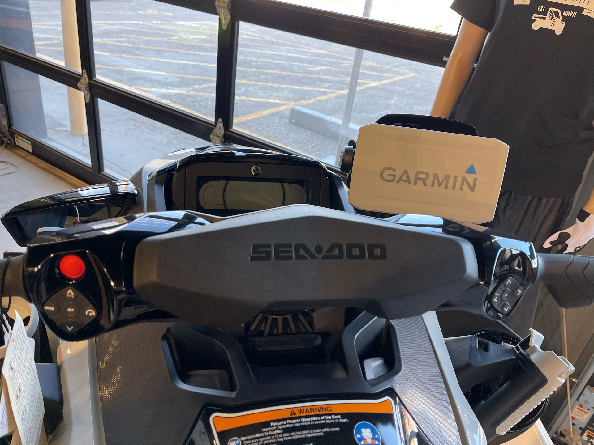 2021 Sea-Doo Fish Pro 170 iBR + Sound System in Amarillo, Texas - Photo 7