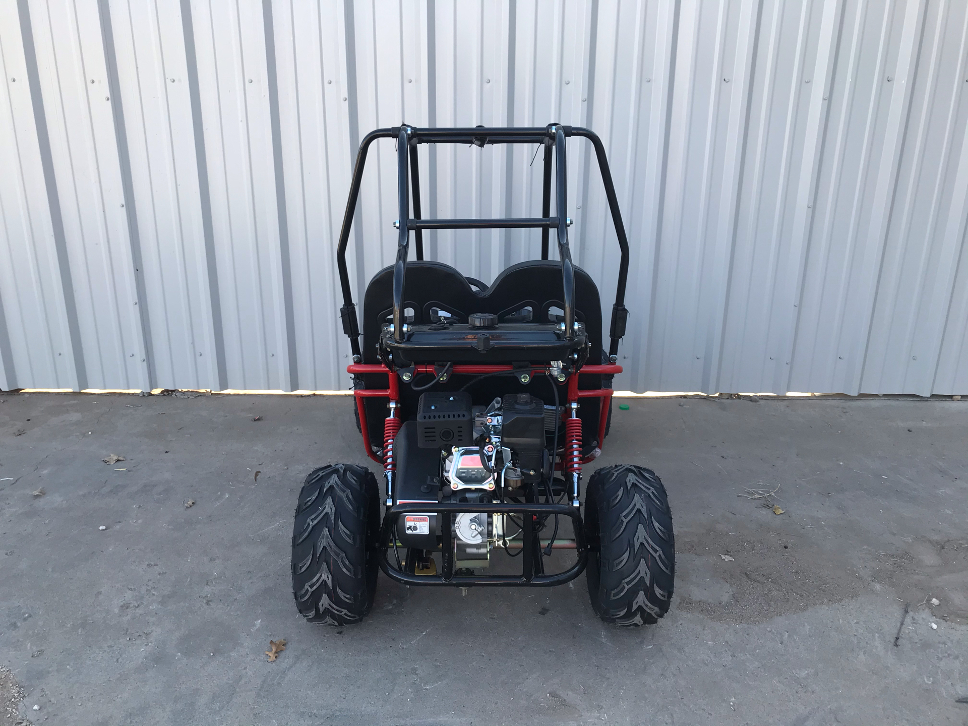 2021 TrailMaster MINI XRX R+ in Amarillo, Texas - Photo 4