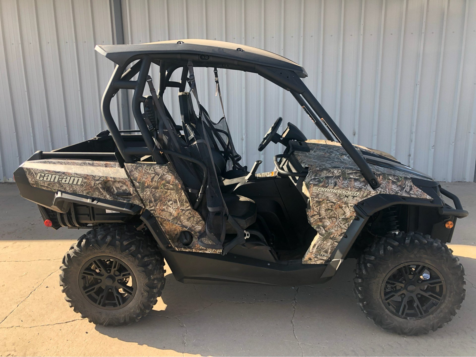 2014 Can-Am Commander XT 800R for sale 184972