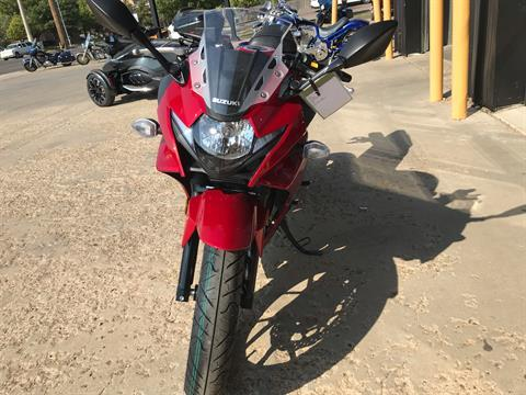 2020 Suzuki GSX250R in Amarillo, Texas - Photo 2
