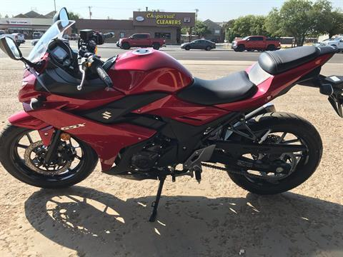 2020 Suzuki GSX250R in Amarillo, Texas - Photo 3