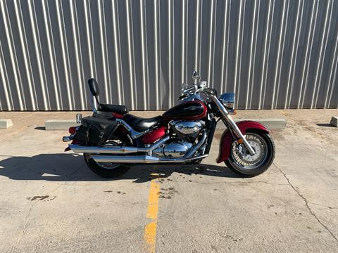 2007 Suzuki Boulevard C50 in Amarillo, Texas - Photo 1