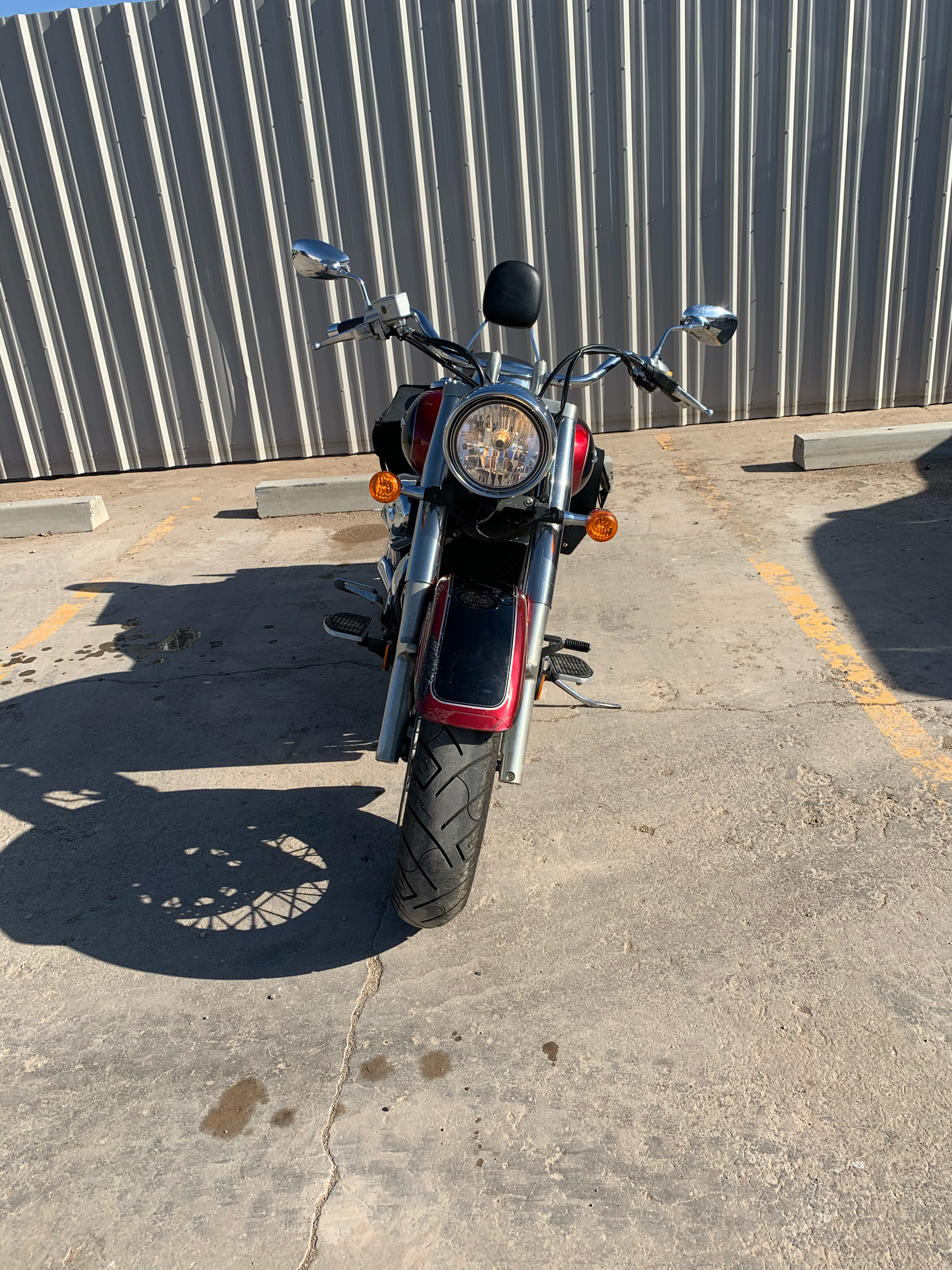 2007 Suzuki Boulevard C50 in Amarillo, Texas - Photo 3