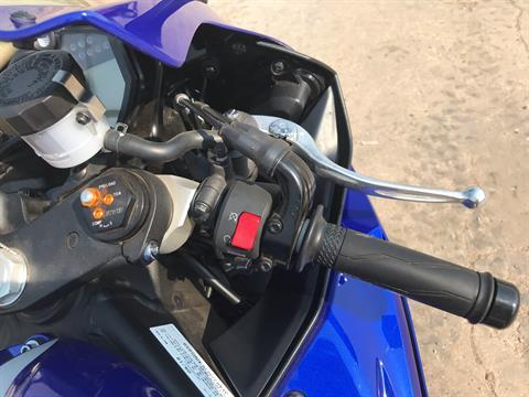2020 Yamaha YZF-R6 in Amarillo, Texas - Photo 5