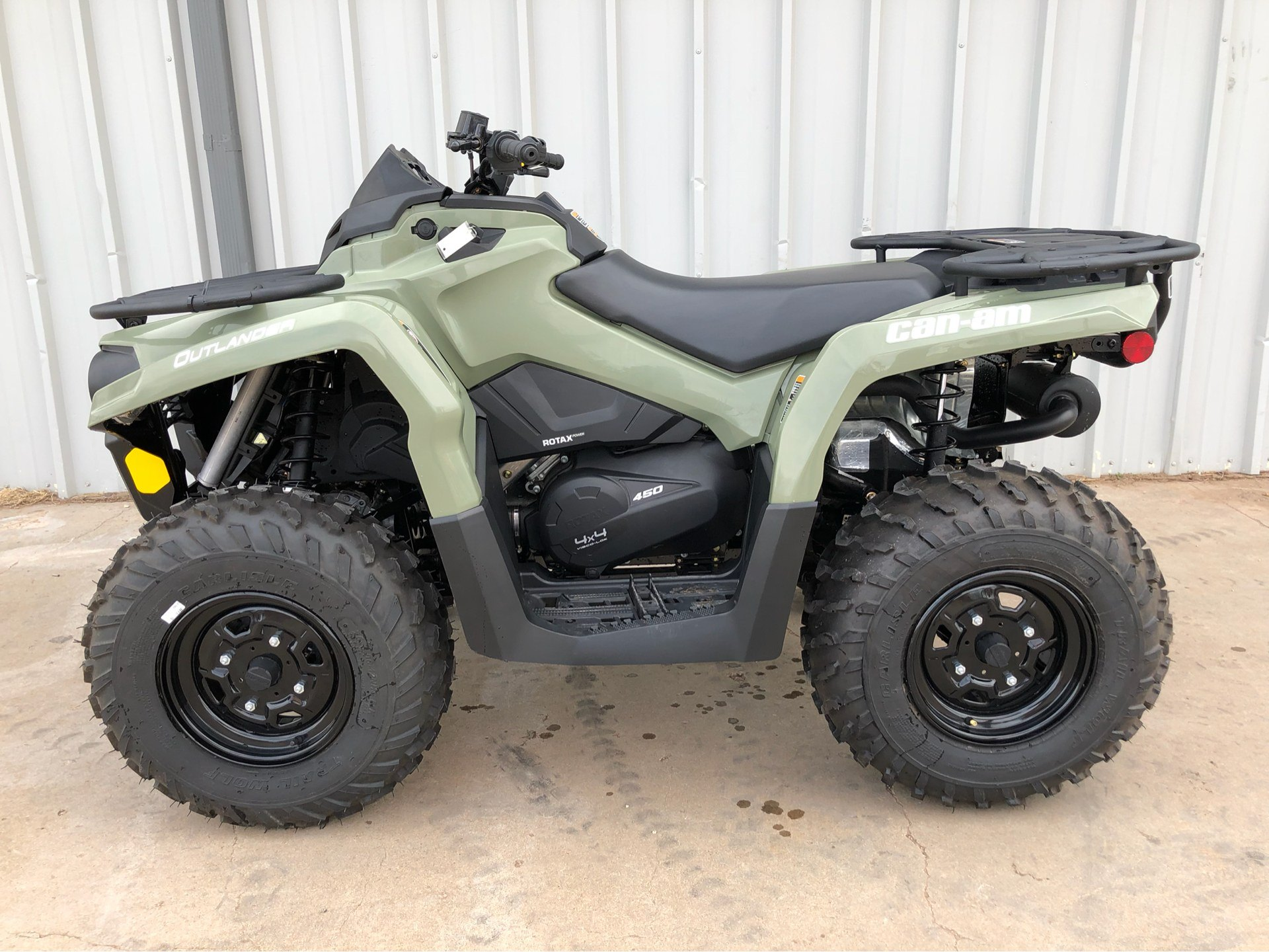 2018 Can-Am Outlander 450 for sale 76749
