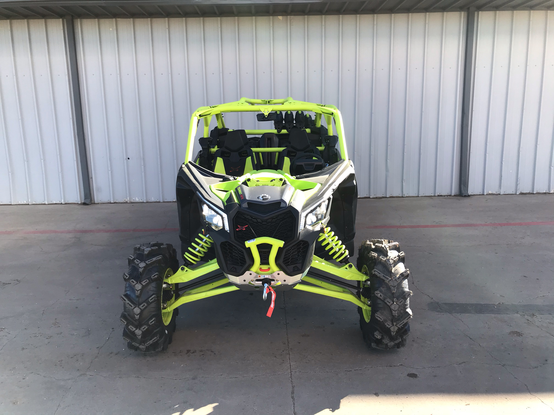 2021 Can-Am Maverick X3 MAX X MR Turbo RR in Amarillo, Texas - Photo 2