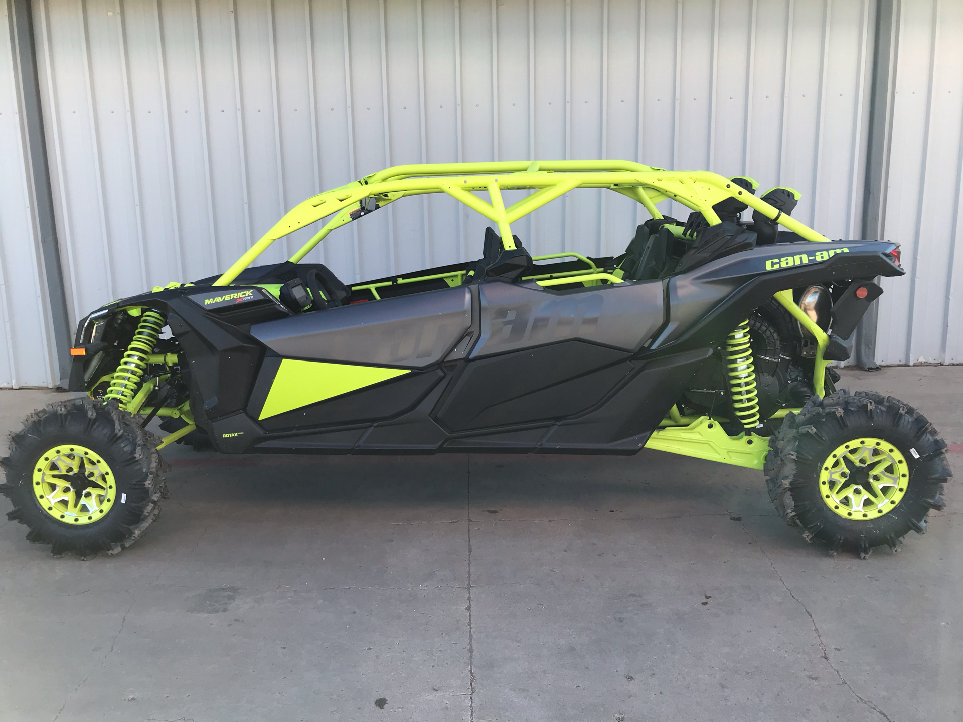 2021 Can-Am Maverick X3 MAX X MR Turbo RR in Amarillo, Texas - Photo 3