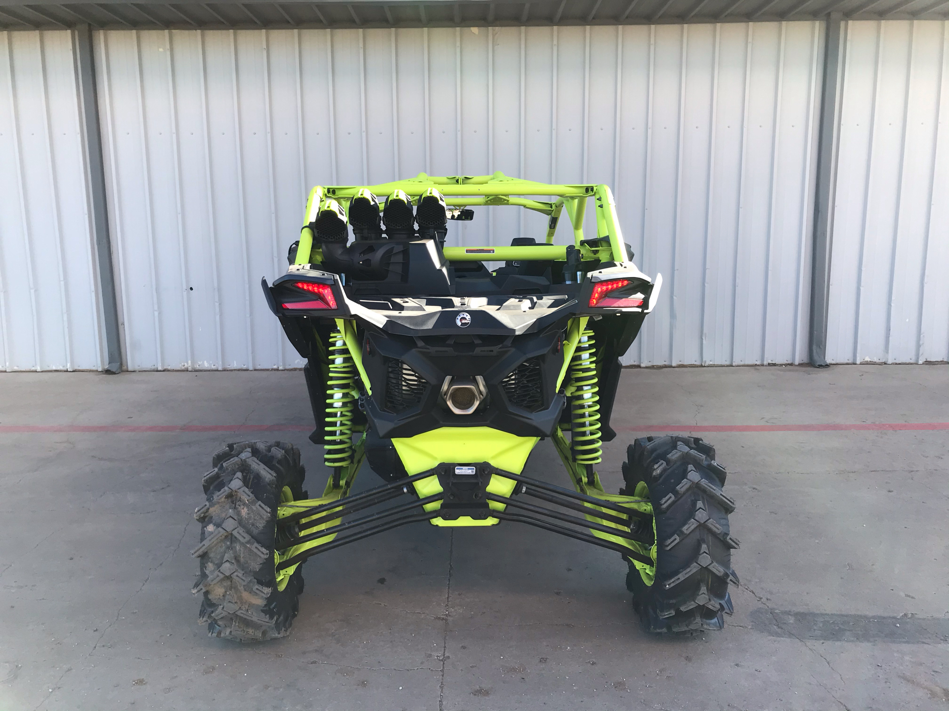 2021 Can-Am Maverick X3 MAX X MR Turbo RR in Amarillo, Texas - Photo 4