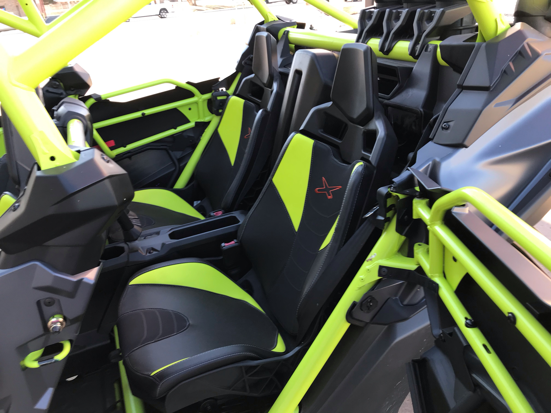 2021 Can-Am Maverick X3 MAX X MR Turbo RR in Amarillo, Texas - Photo 6