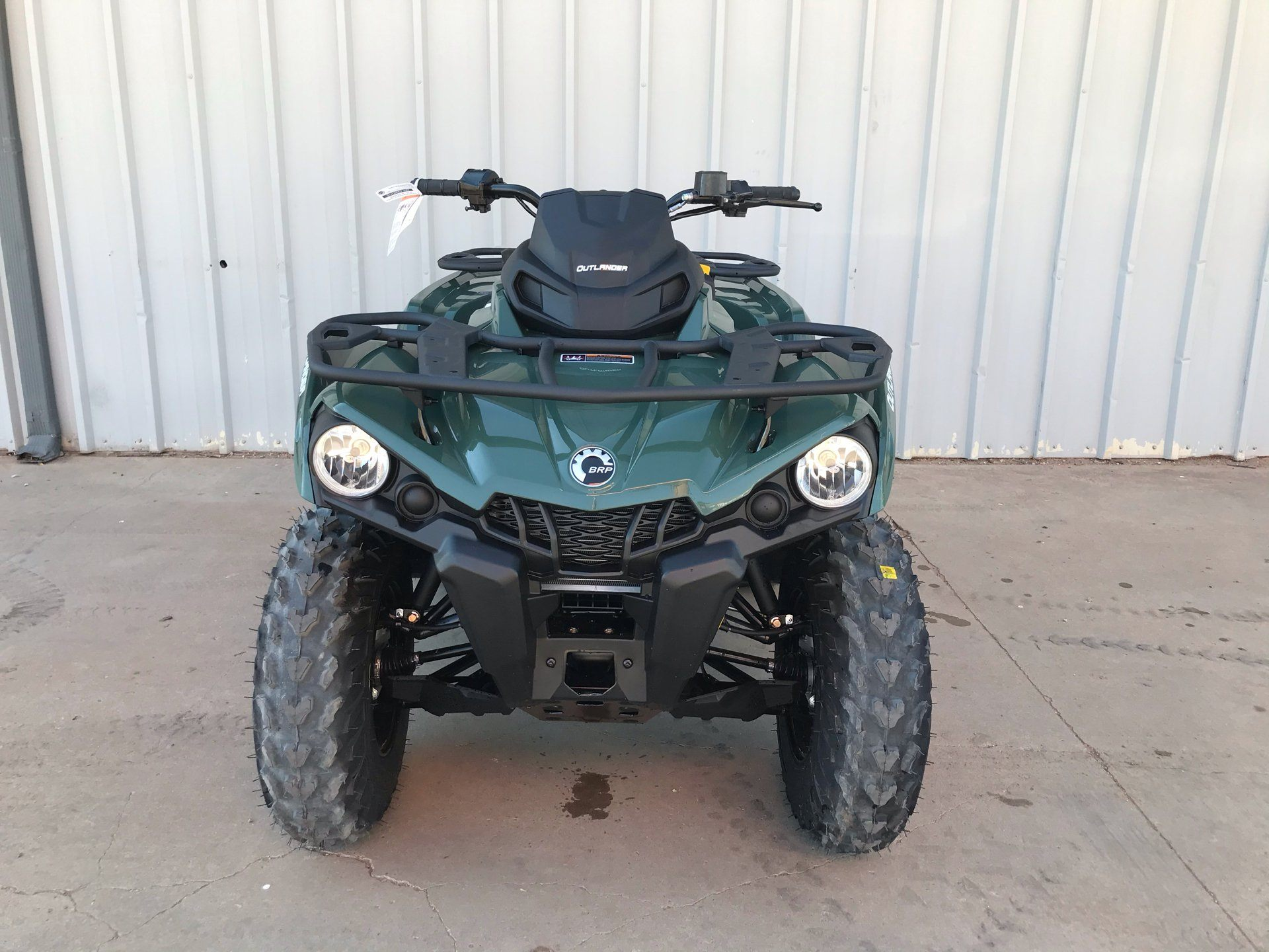 2021 Can-Am Outlander DPS 570 in Amarillo, Texas - Photo 2