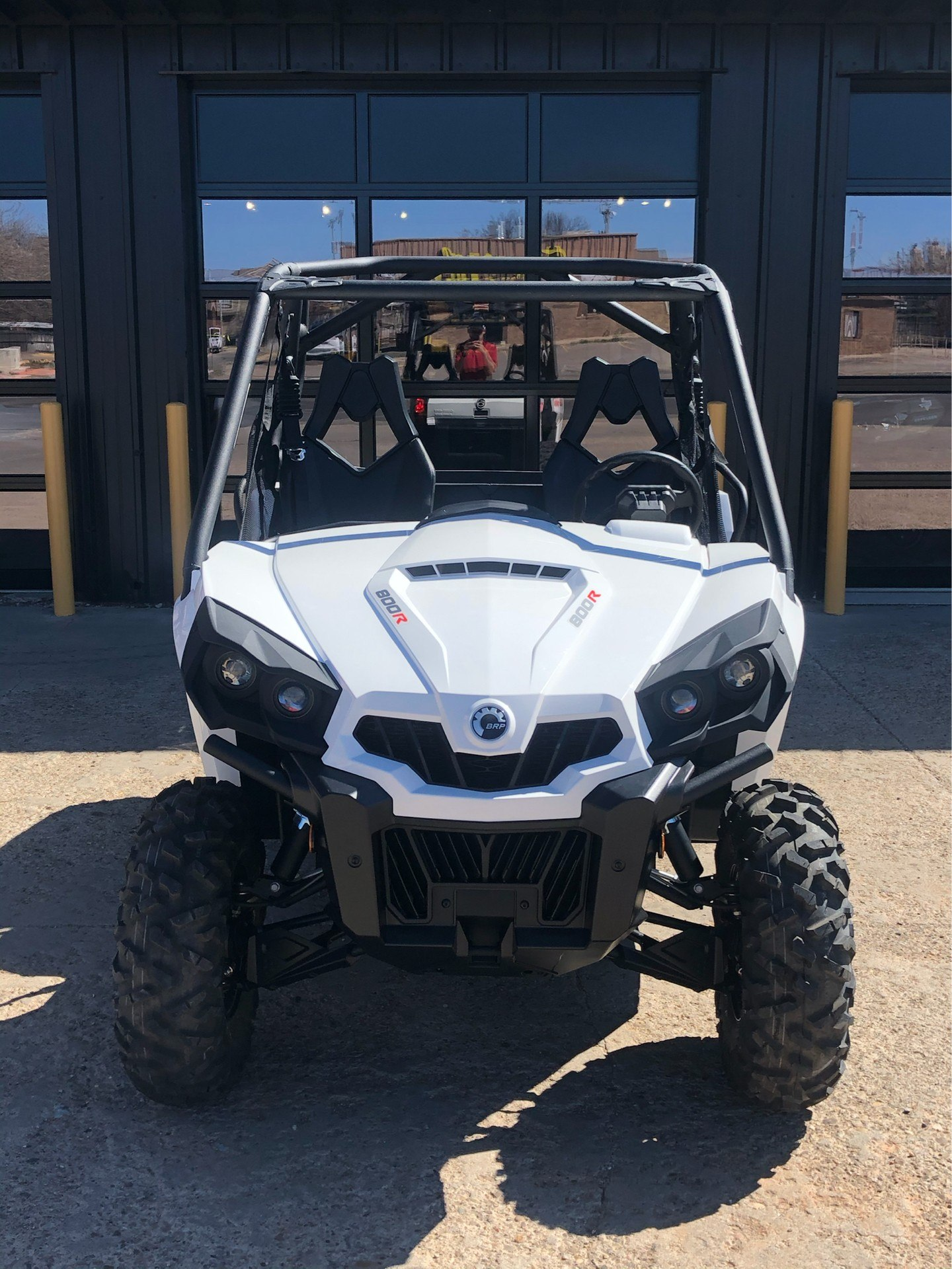 2020 Can-Am Commander 800R in Amarillo, Texas - Photo 2