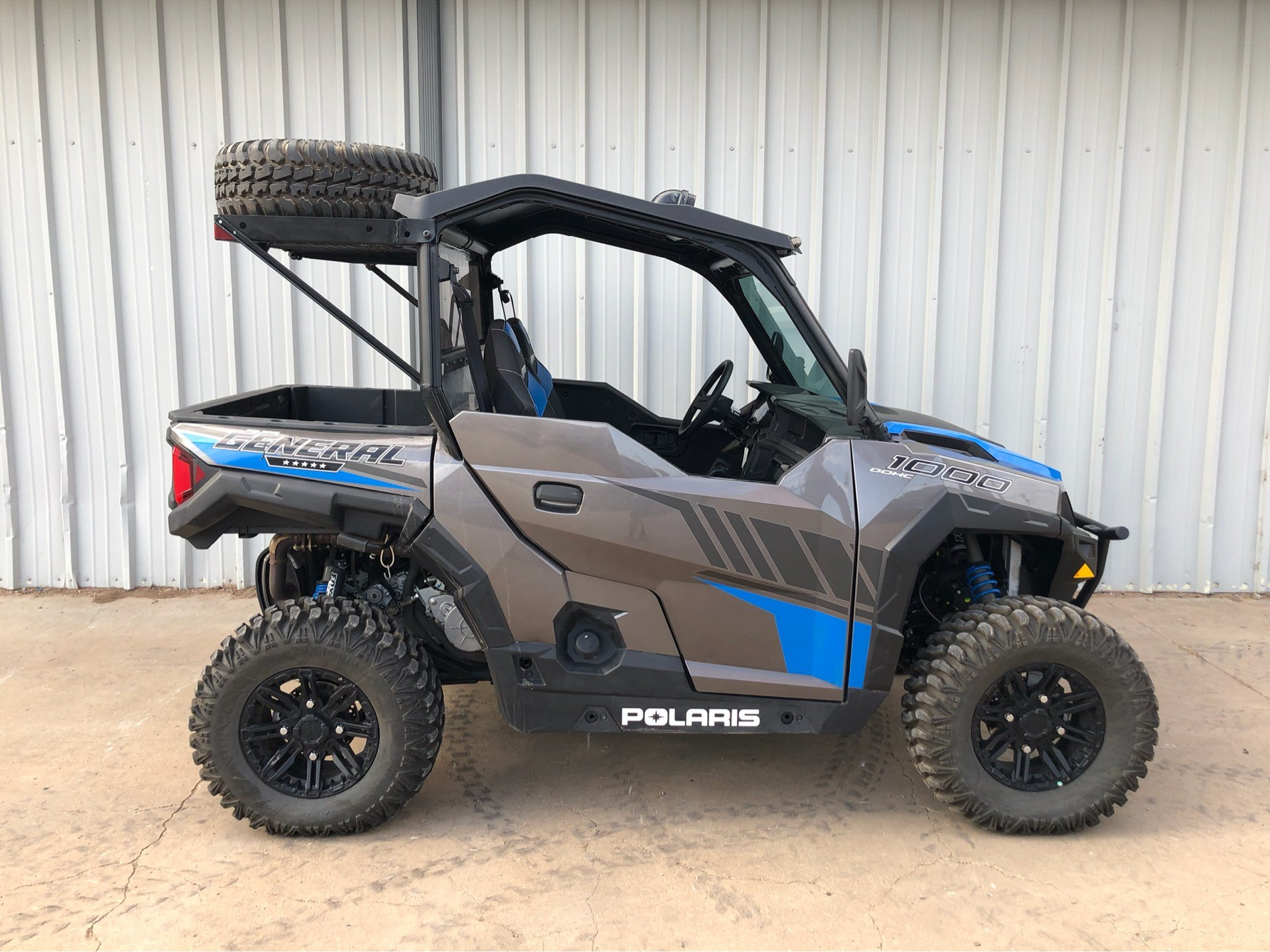 2019 Polaris General 1000 EPS Deluxe in Amarillo, Texas - Photo 1