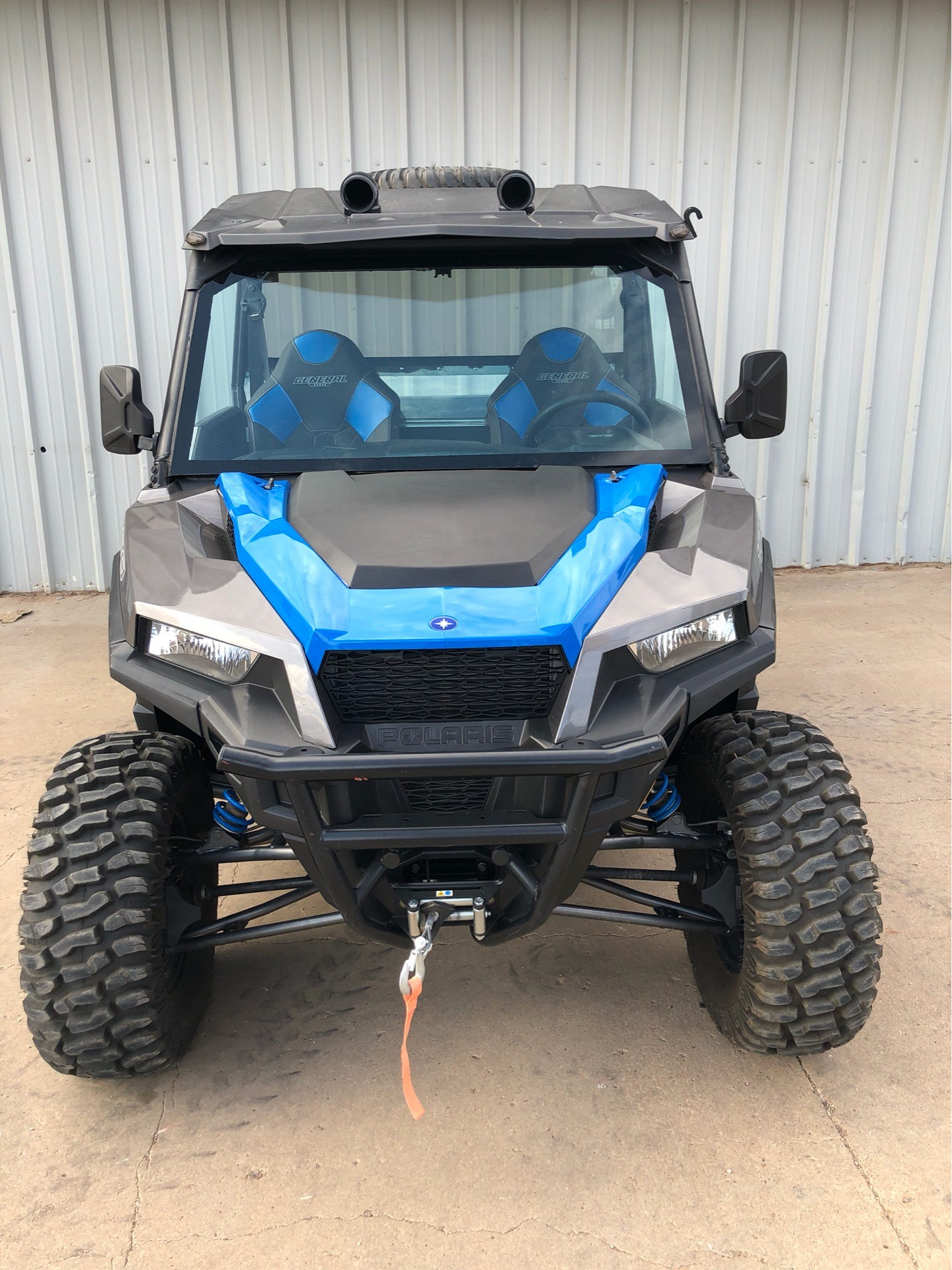 2019 Polaris General 1000 EPS Deluxe in Amarillo, Texas - Photo 3