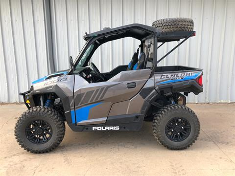 2019 Polaris General 1000 EPS Deluxe in Amarillo, Texas - Photo 4