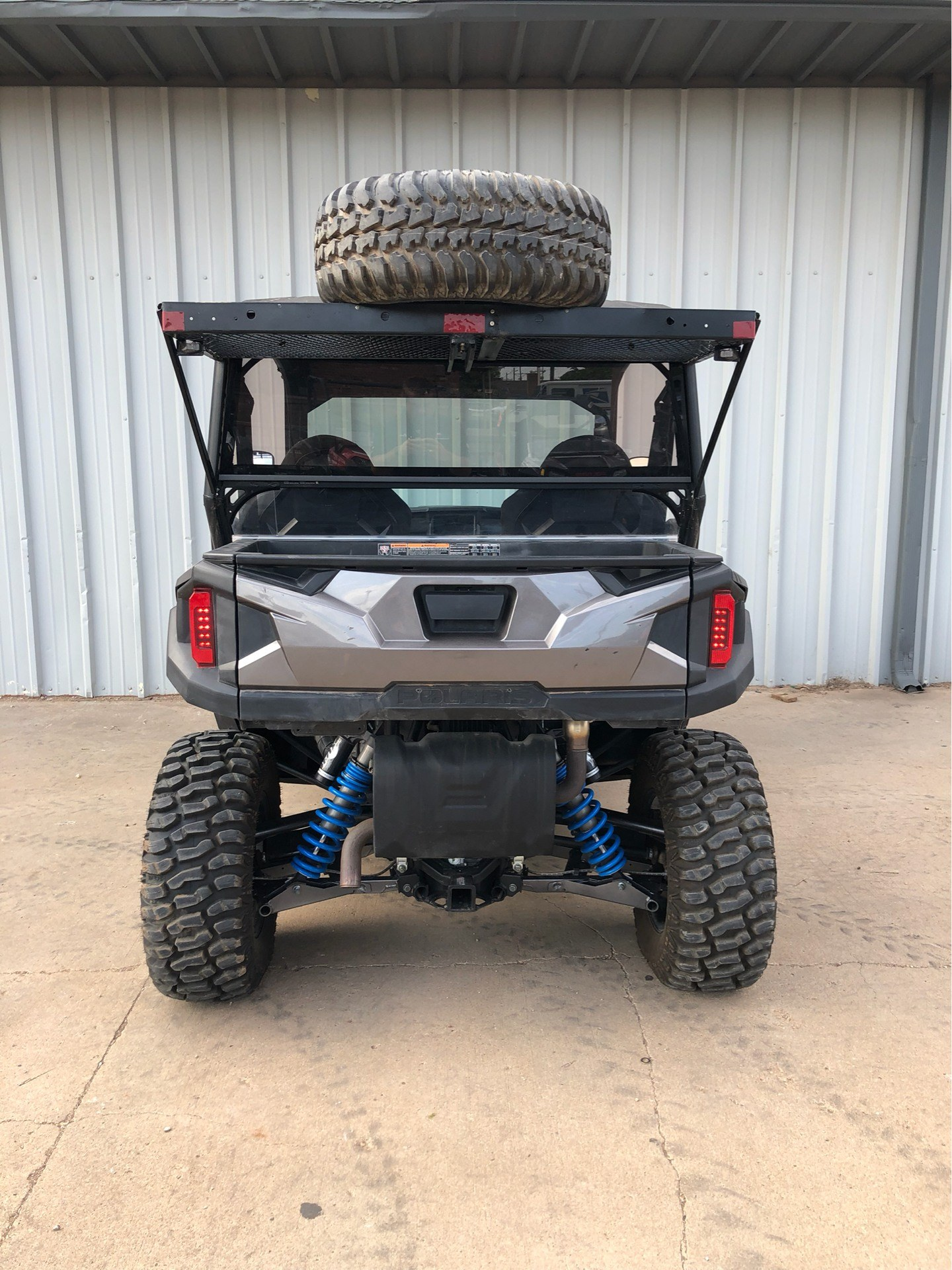 2019 Polaris General 1000 EPS Deluxe in Amarillo, Texas - Photo 5