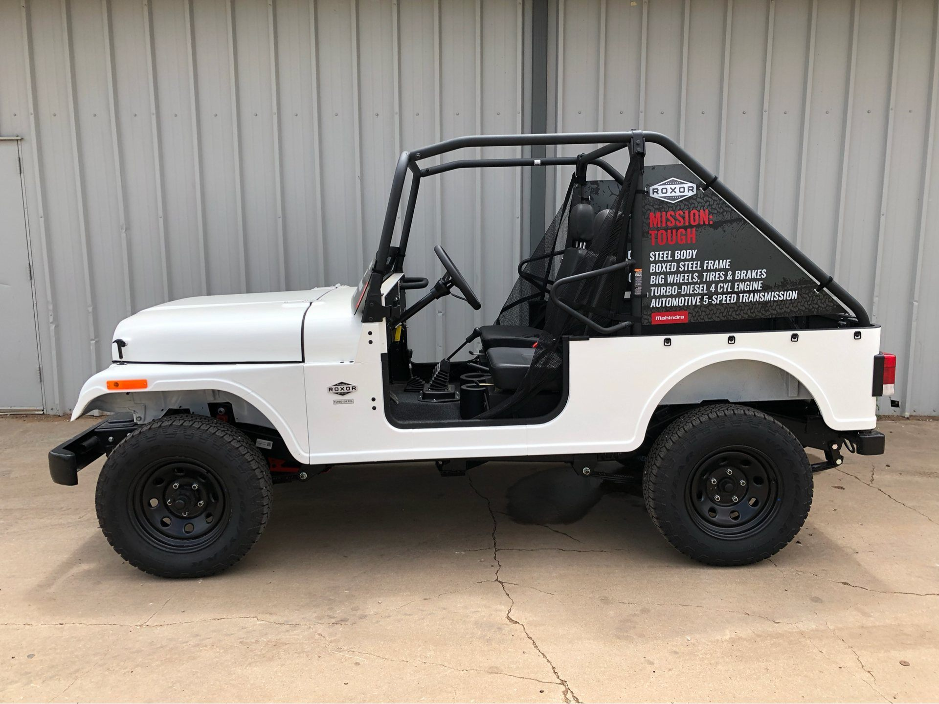 2019 Mahindra Automotive North America ROXOR Offroad in Amarillo, Texas - Photo 1