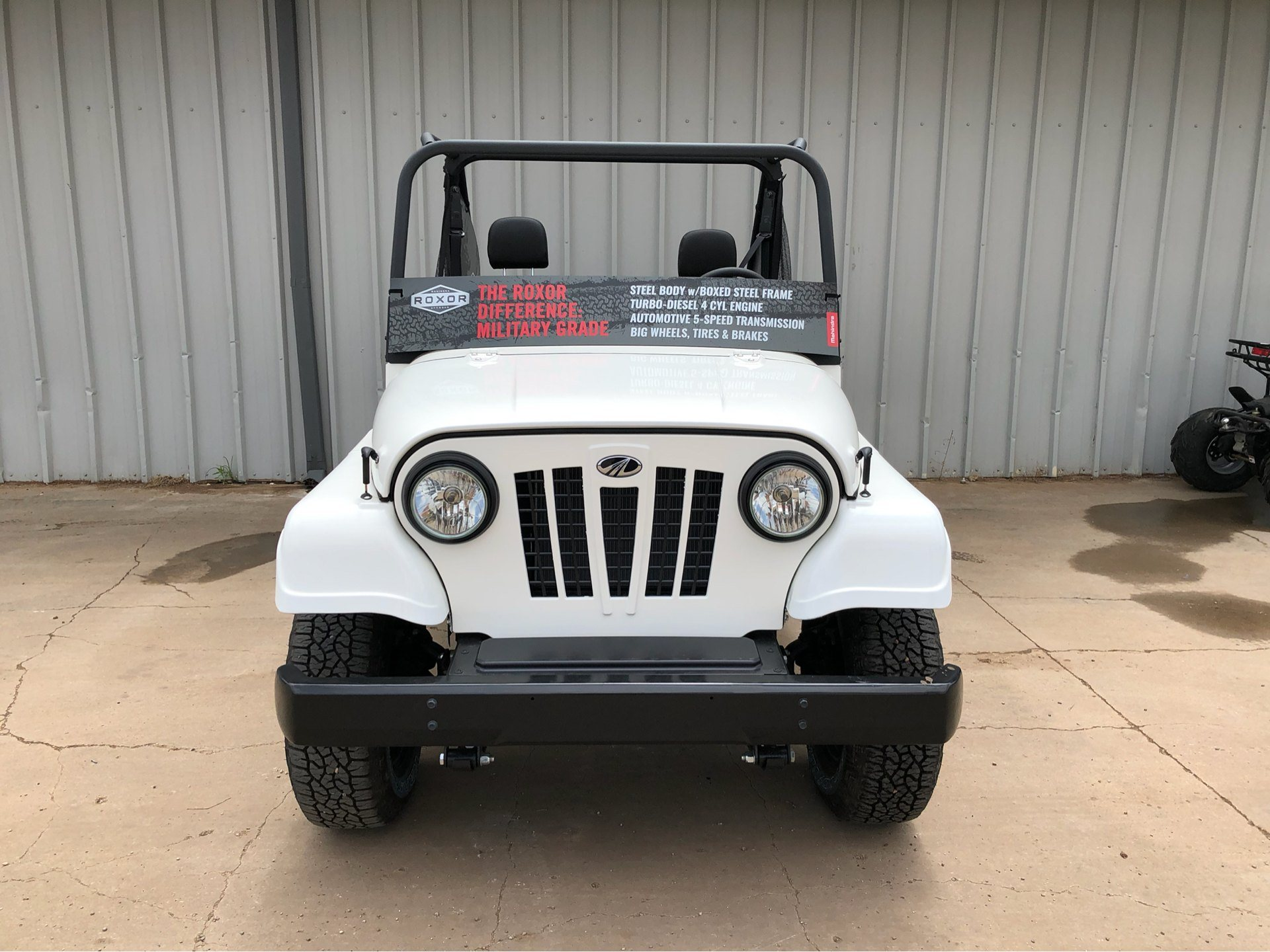 2019 Mahindra Automotive North America ROXOR Offroad in Amarillo, Texas - Photo 2