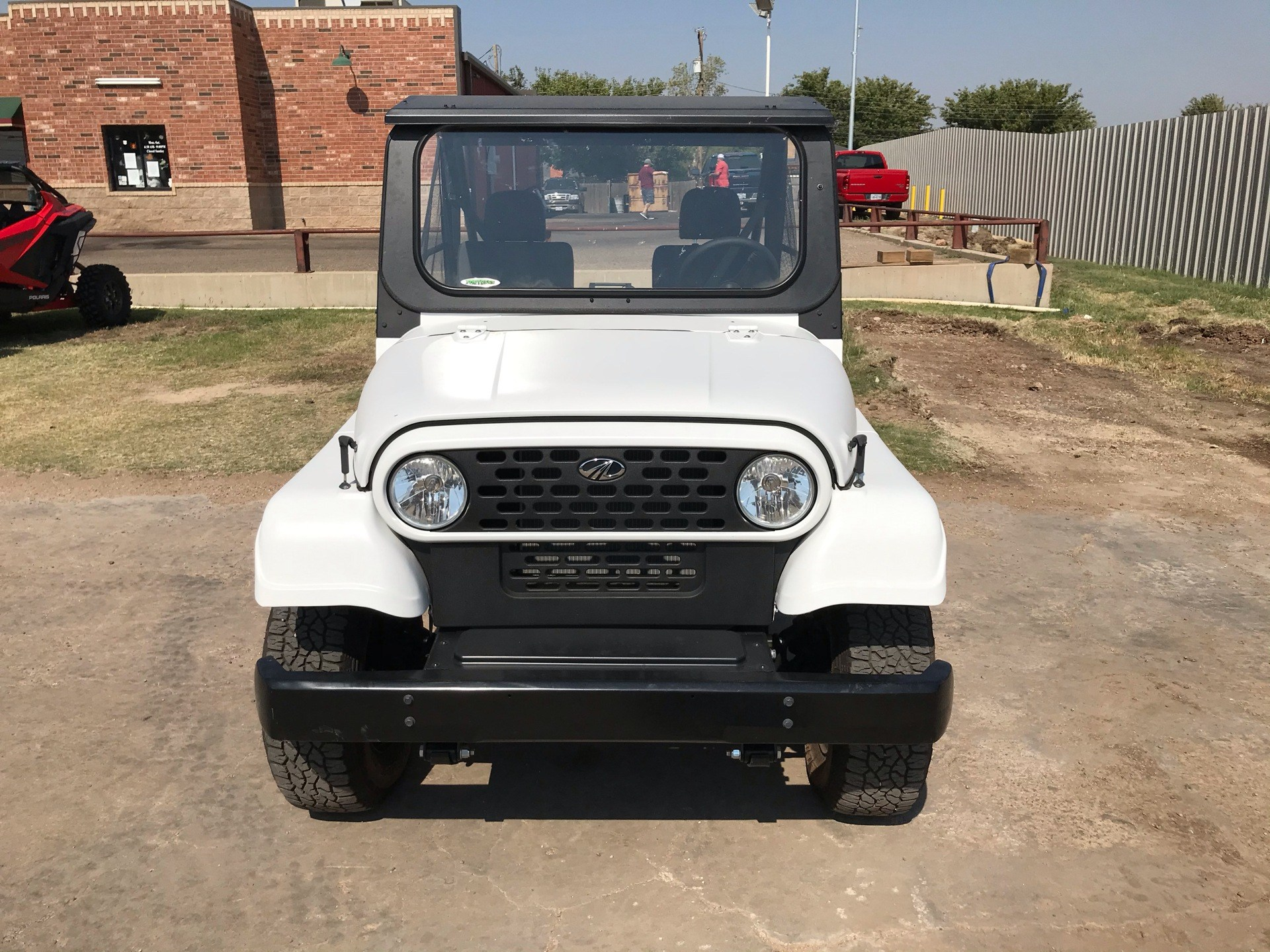 2020 Mahindra Automotive North America ROXOR Offroad in Amarillo, Texas - Photo 2