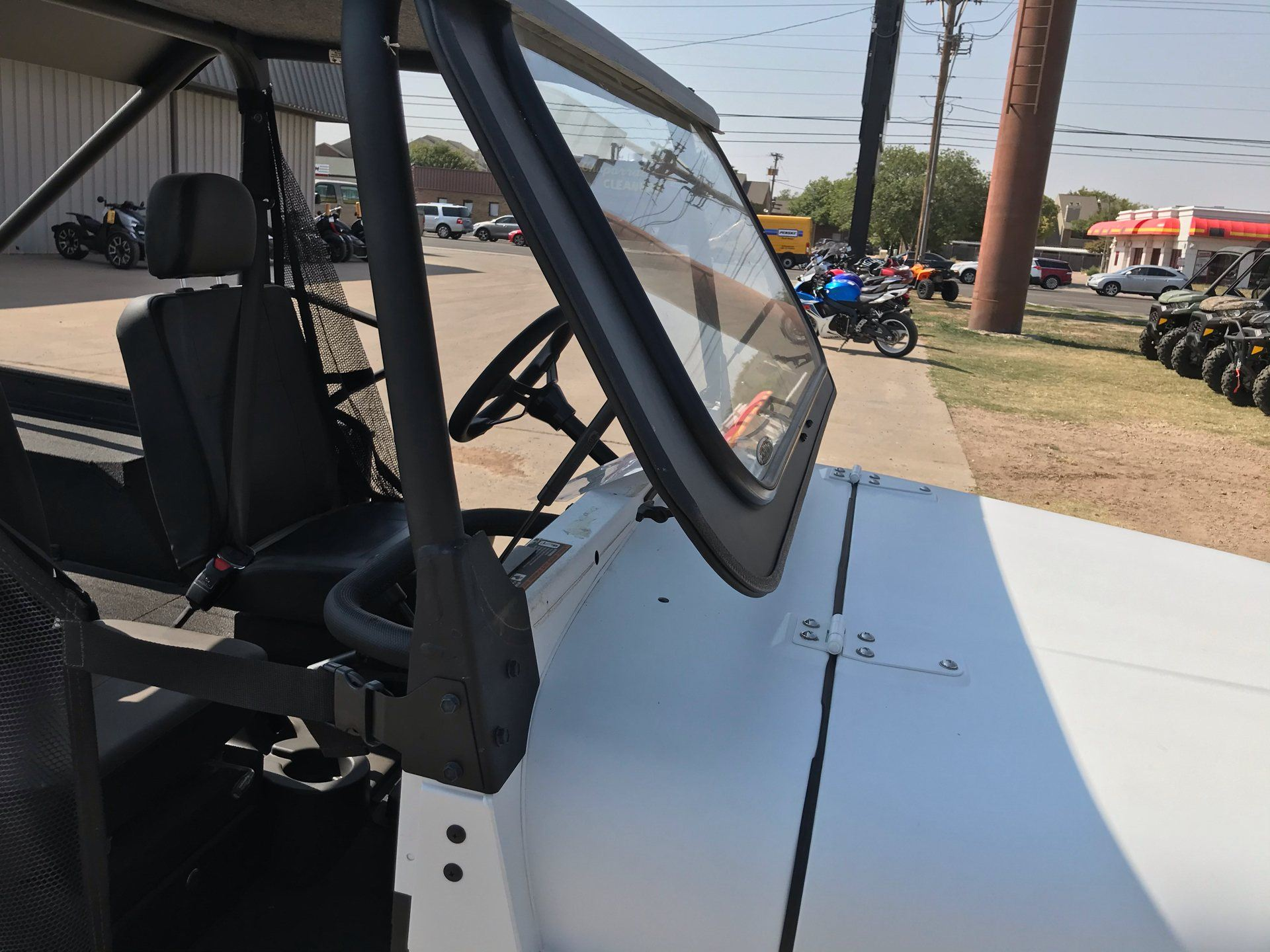 2020 Mahindra Automotive North America ROXOR Offroad in Amarillo, Texas - Photo 10