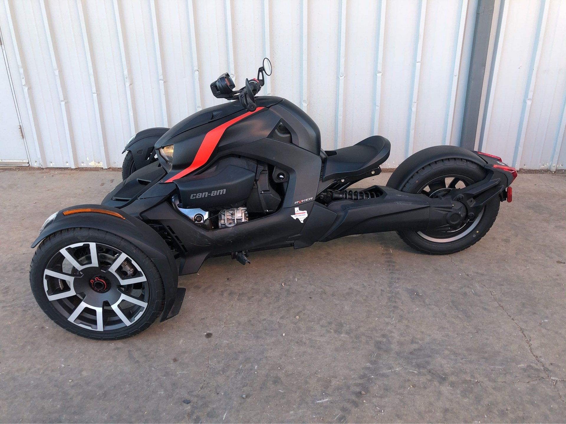 2019 Can-Am Ryker 900 ACE in Amarillo, Texas - Photo 3