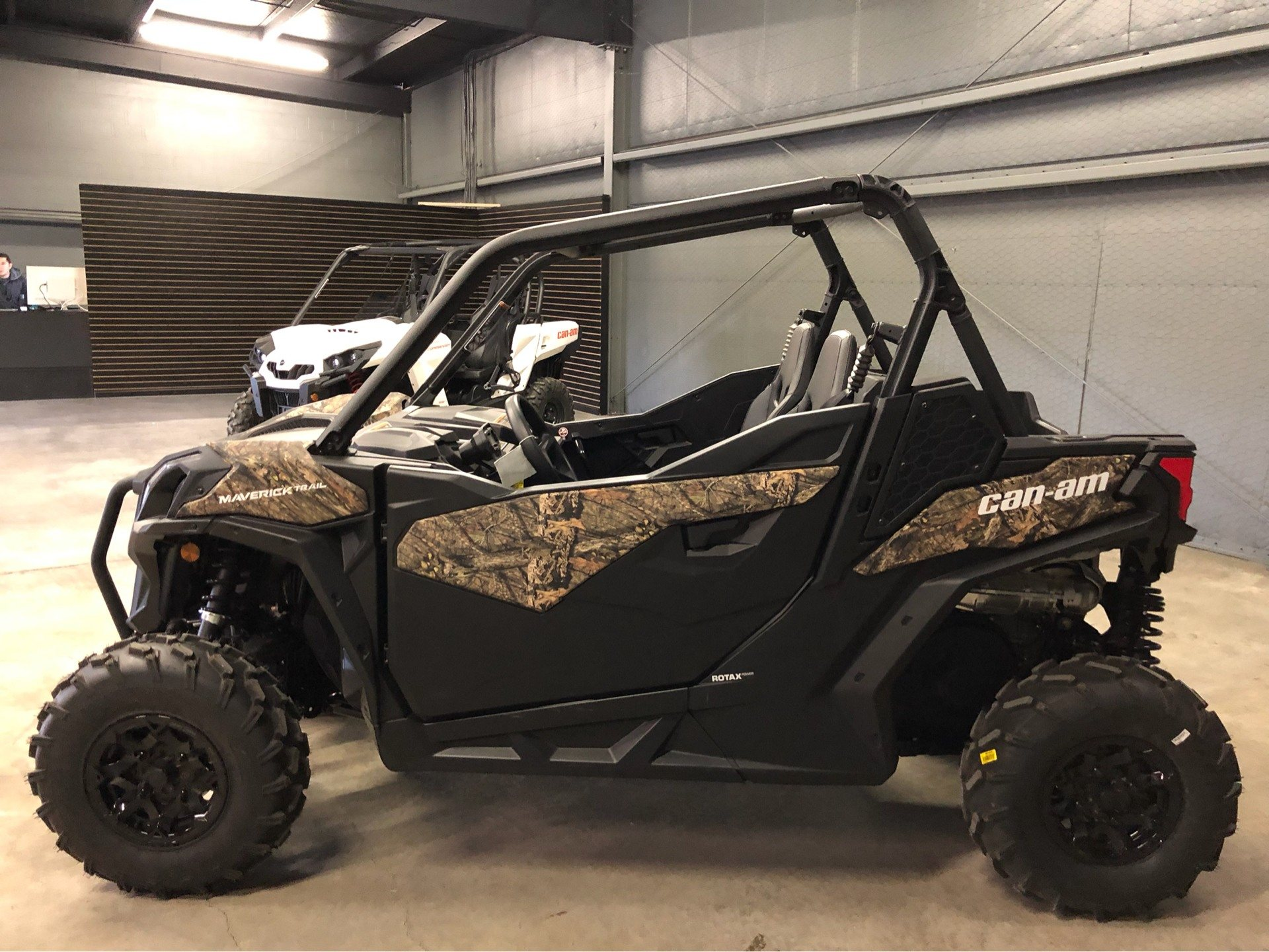2019 Can-Am Maverick Trail DPS 1000 for sale 76647