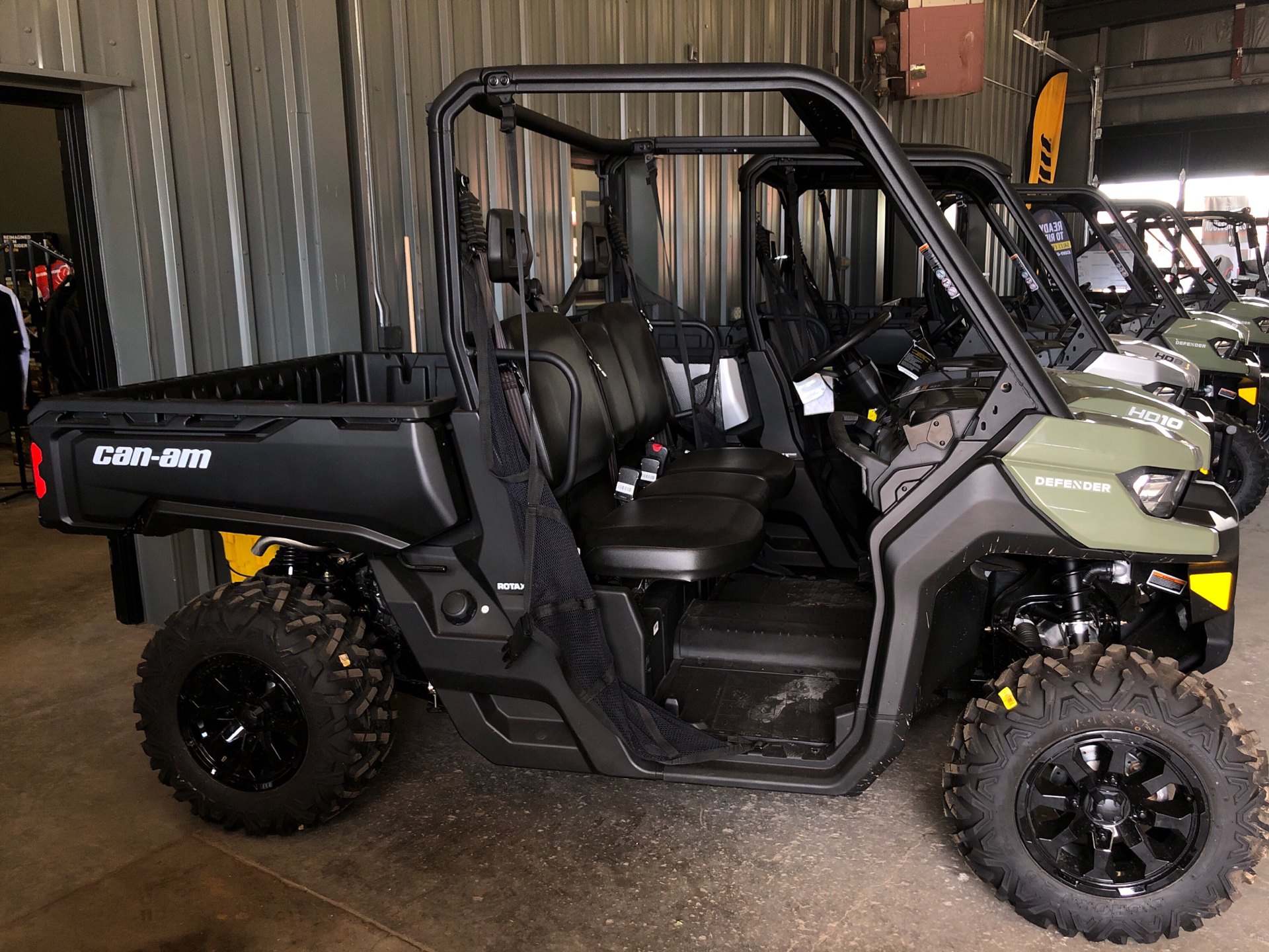2019 Can-Am Defender DPS HD10 in Amarillo, Texas - Photo 1