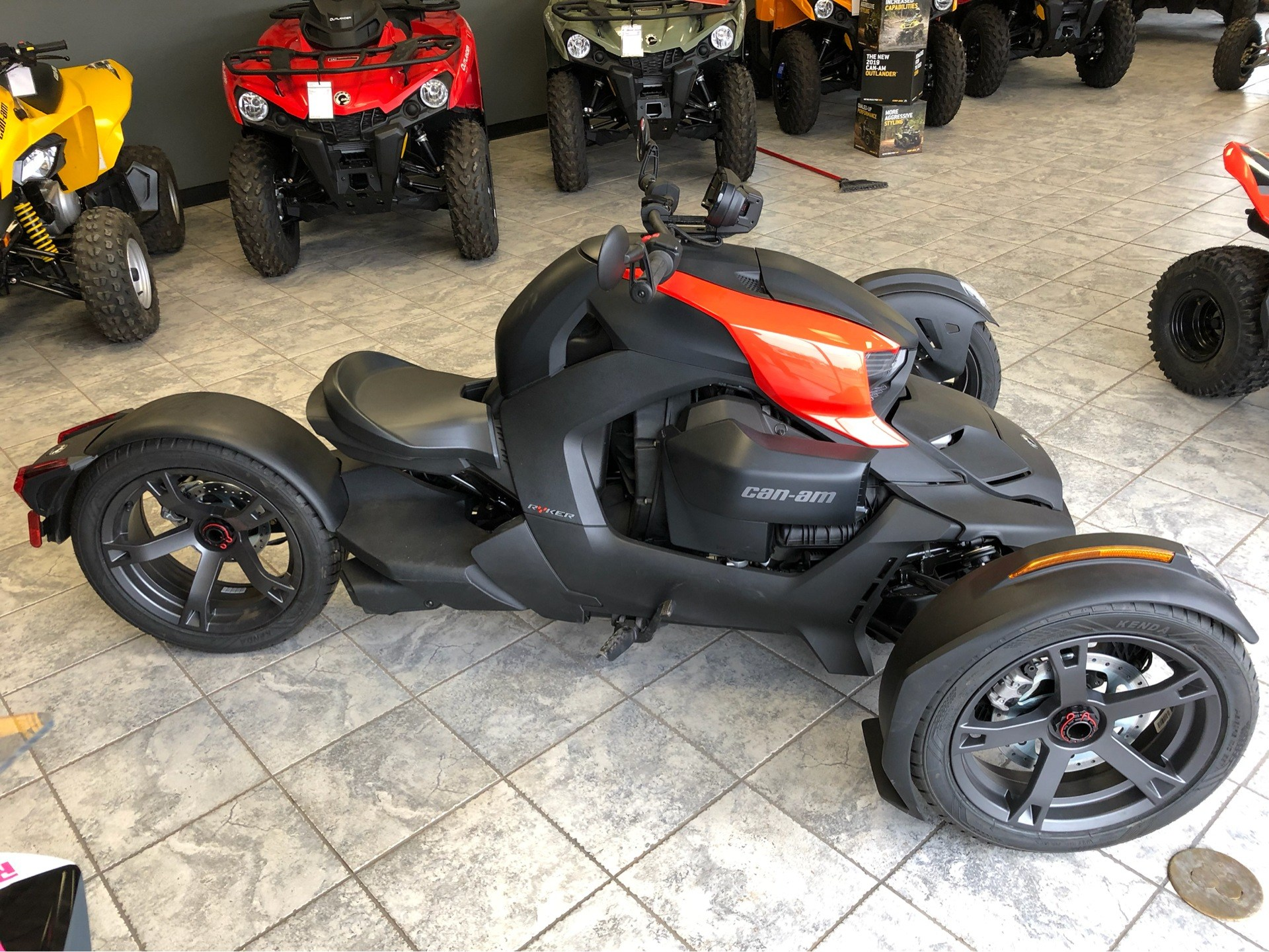 2019 Can-Am Ryker 600 ACE in Amarillo, Texas - Photo 1