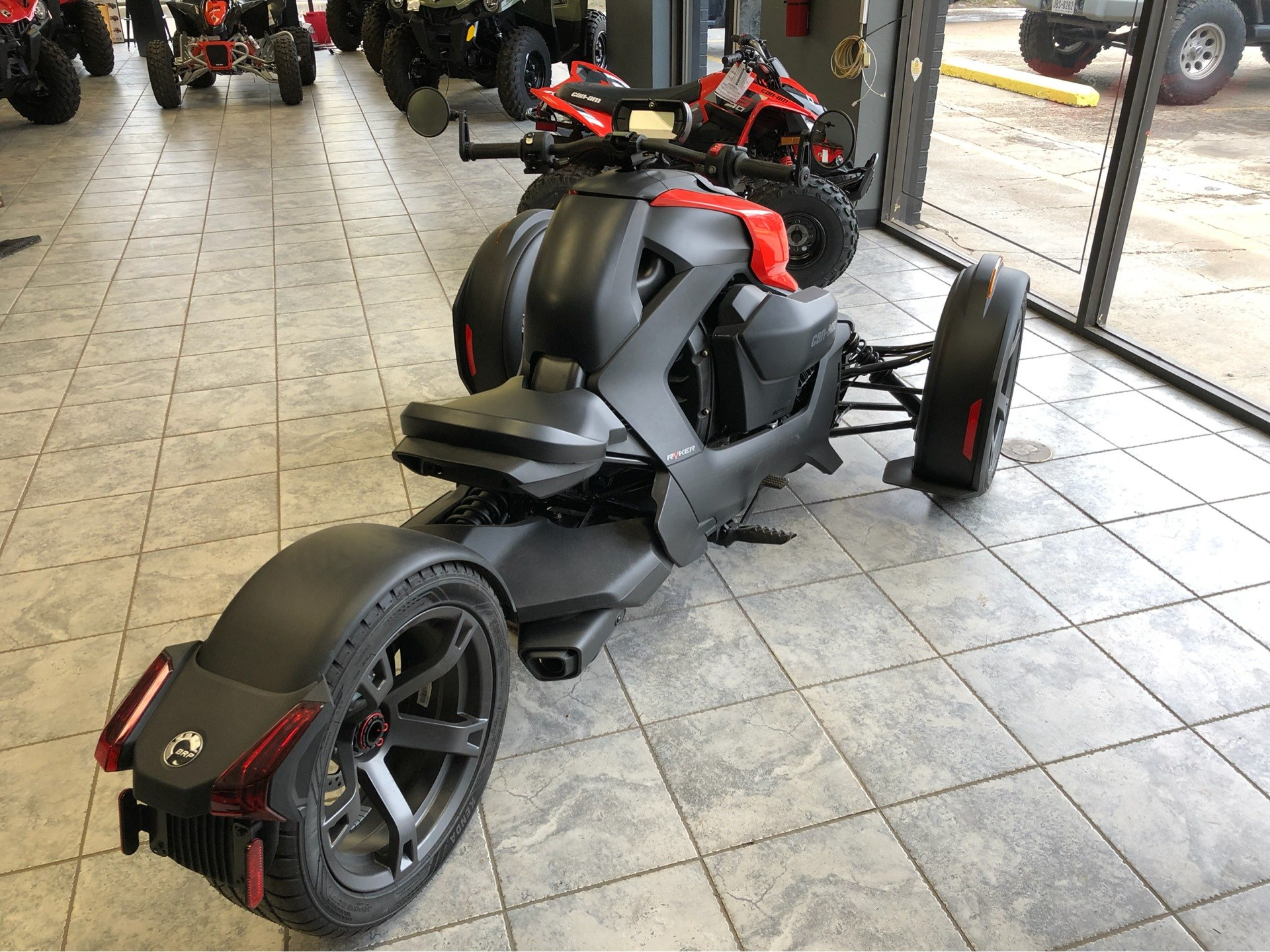 2019 Can-Am Ryker 600 ACE in Amarillo, Texas - Photo 5