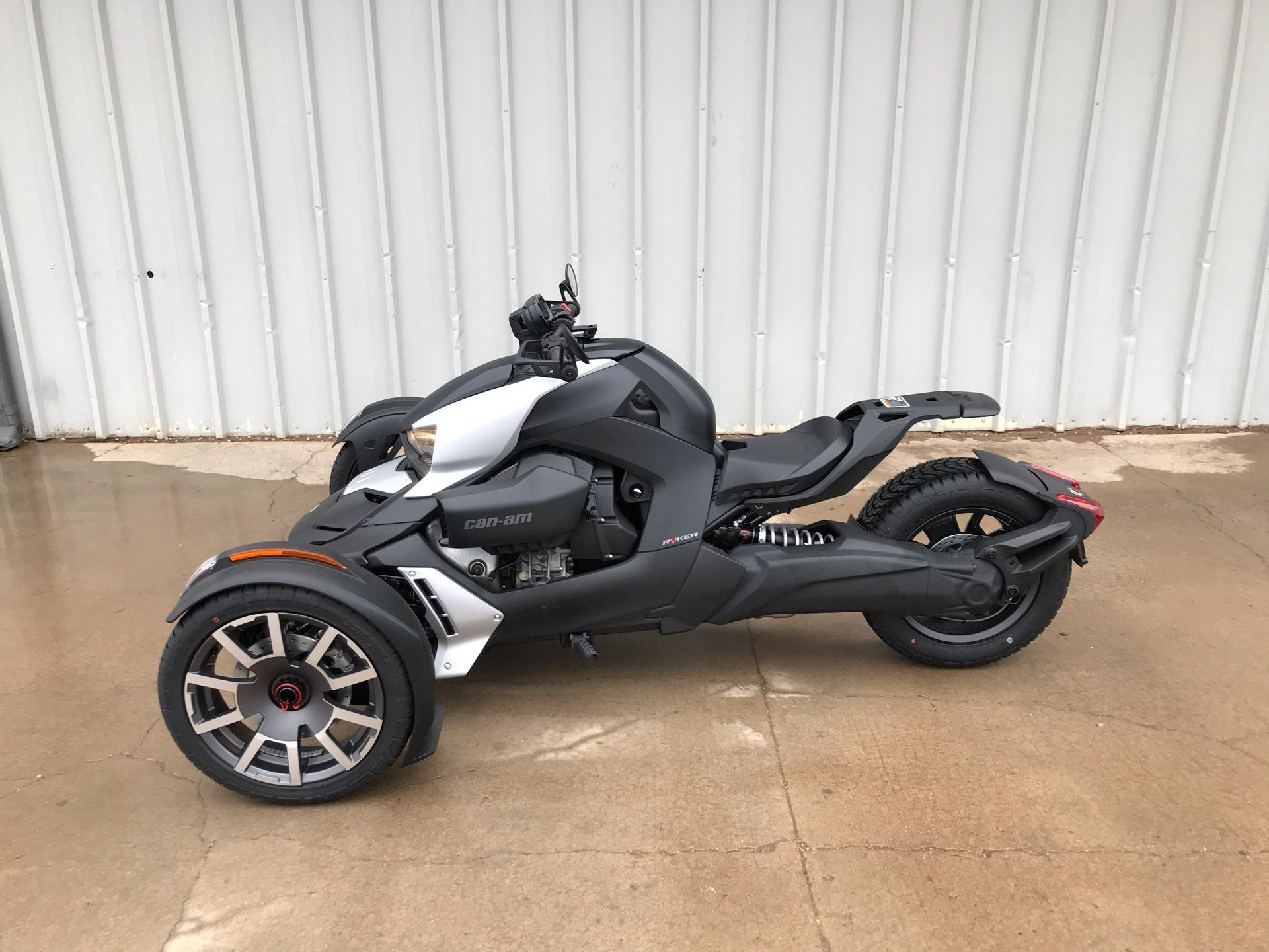 2020 Can-Am Ryker Rally Edition in Amarillo, Texas - Photo 3